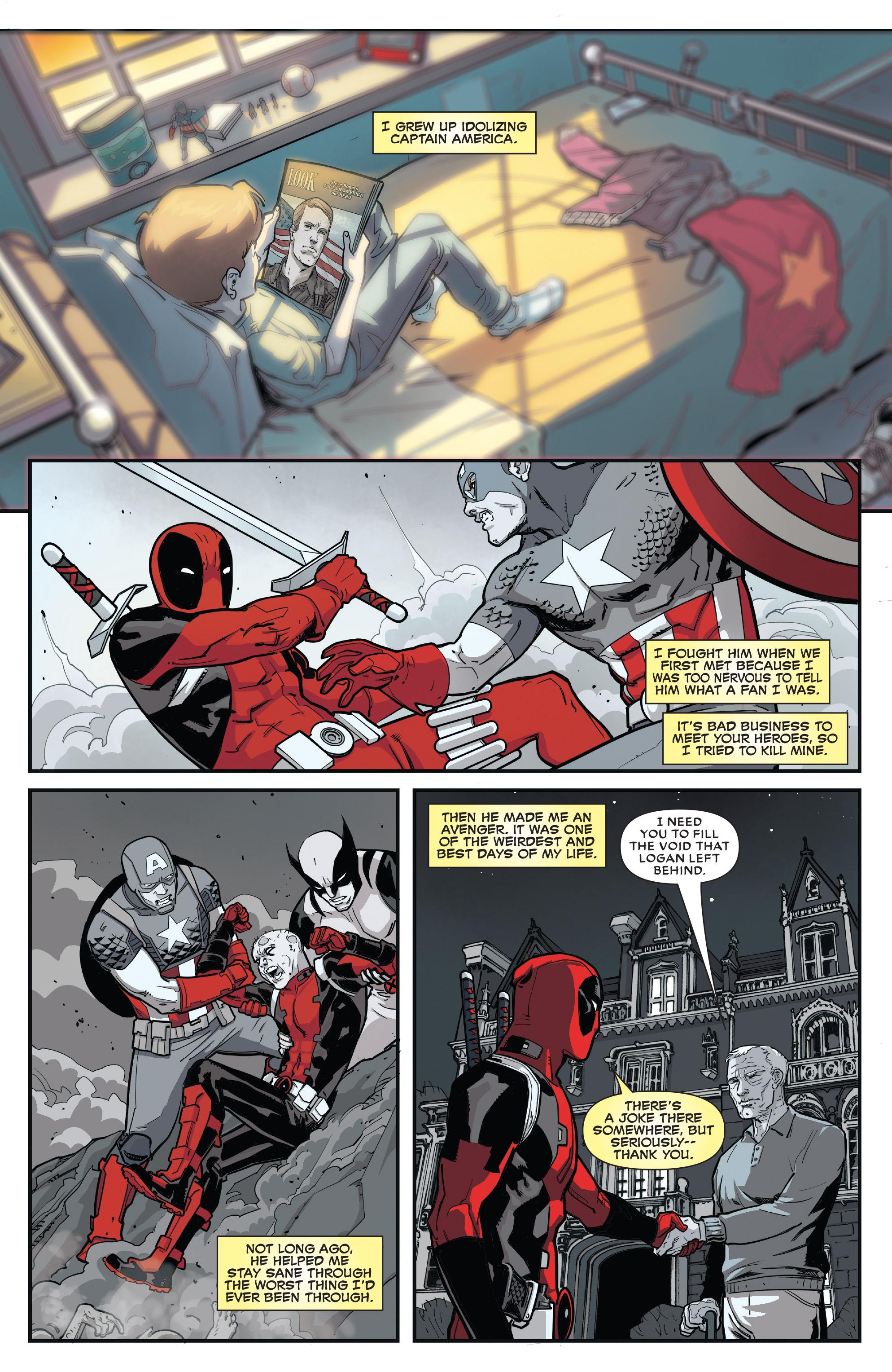 Read online Deadpool (2016) comic -  Issue #31 - 3