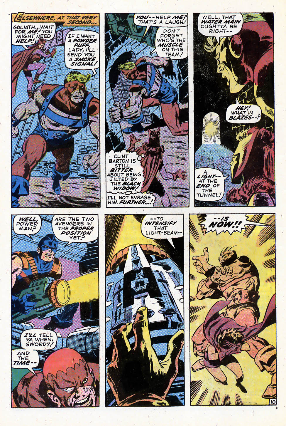 The Avengers (1963) 79 Page 10