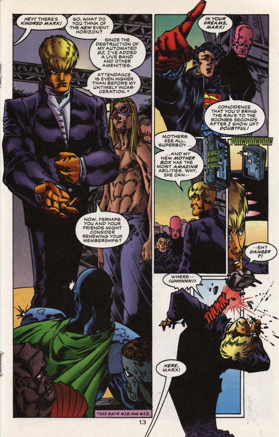 Superboy & The Ravers issue 15 - Page 14