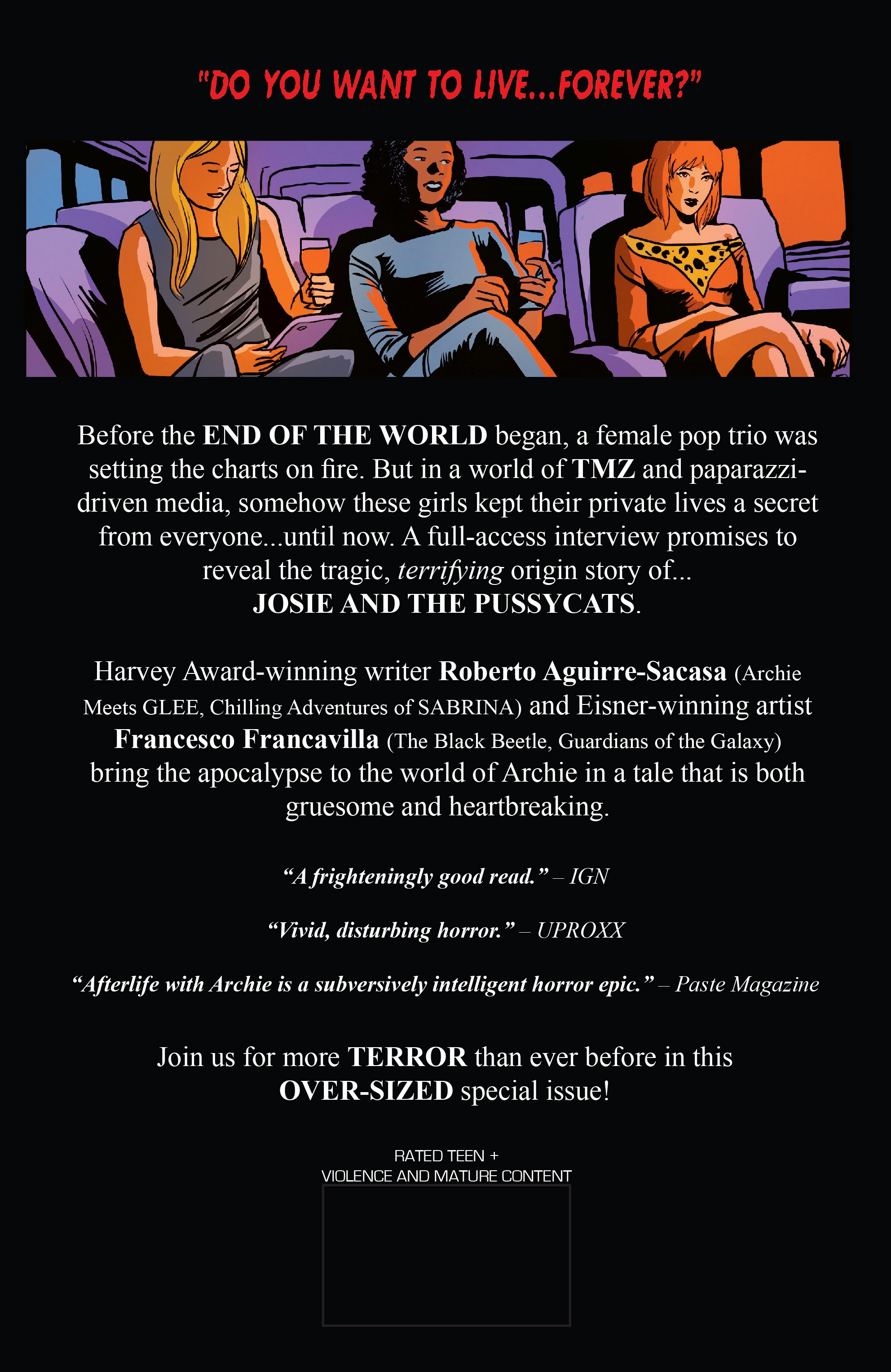 Read online Afterlife with Archie comic -  Issue #10 - 38