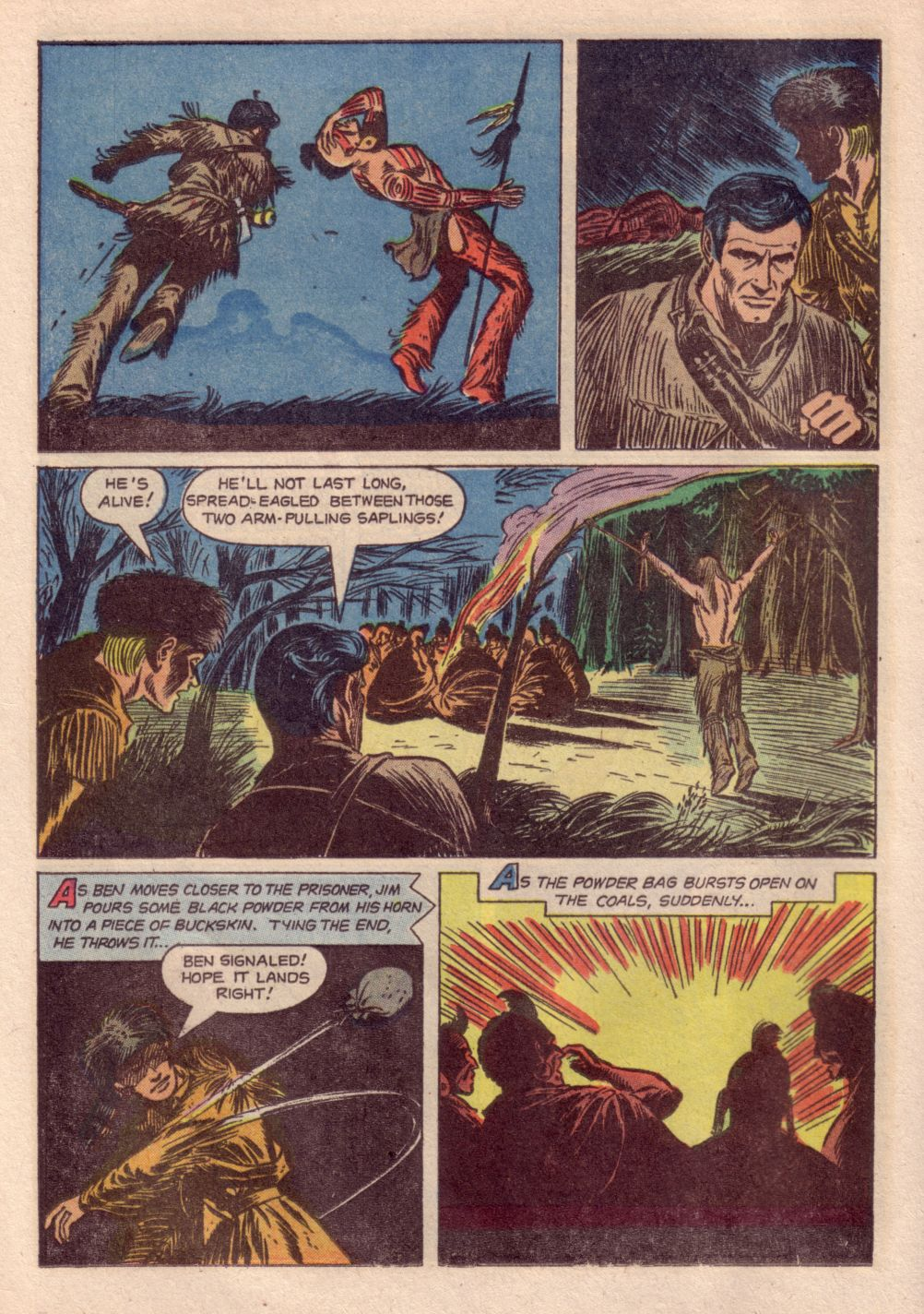 Four Color Comics issue 599 - Page 16