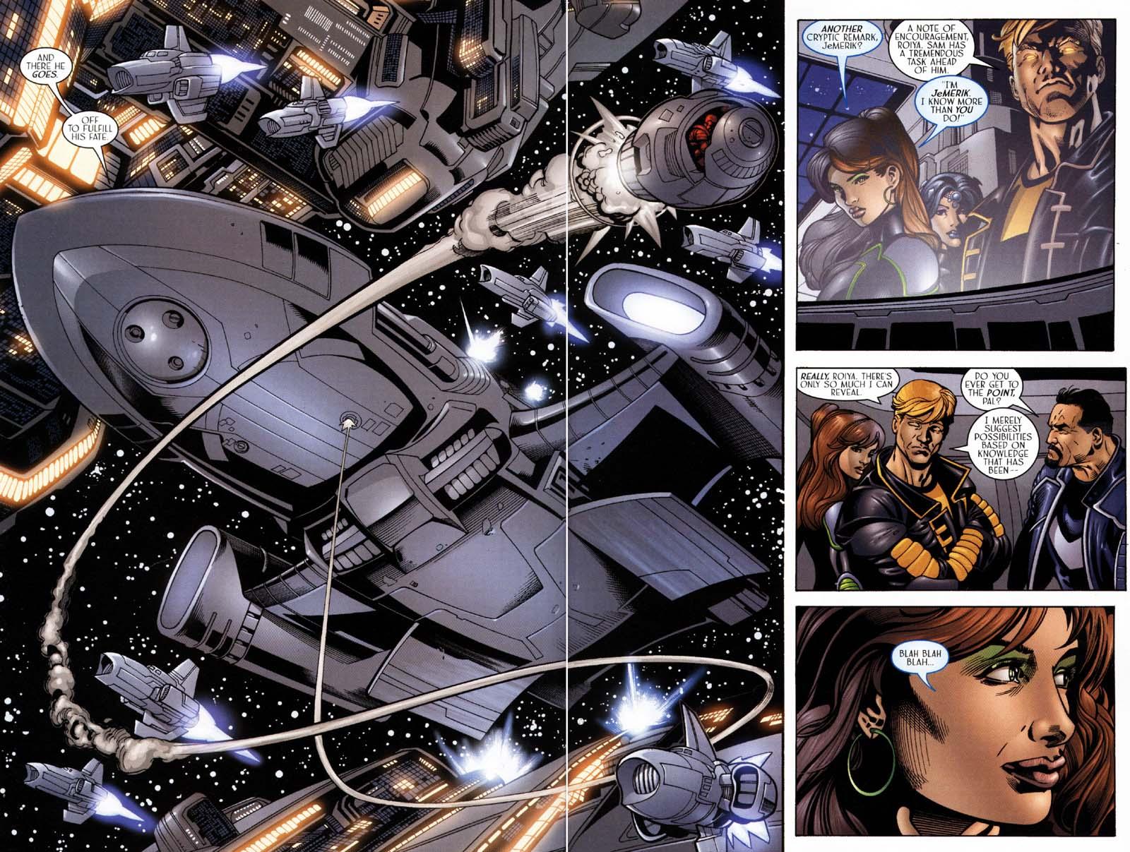Read online Sigil (2000) comic -  Issue #26 - 12