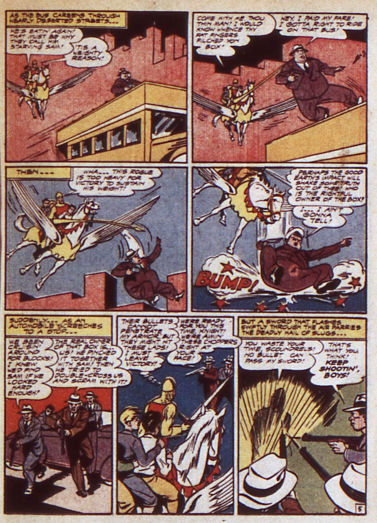 Read online Adventure Comics (1938) comic -  Issue #85 - 31