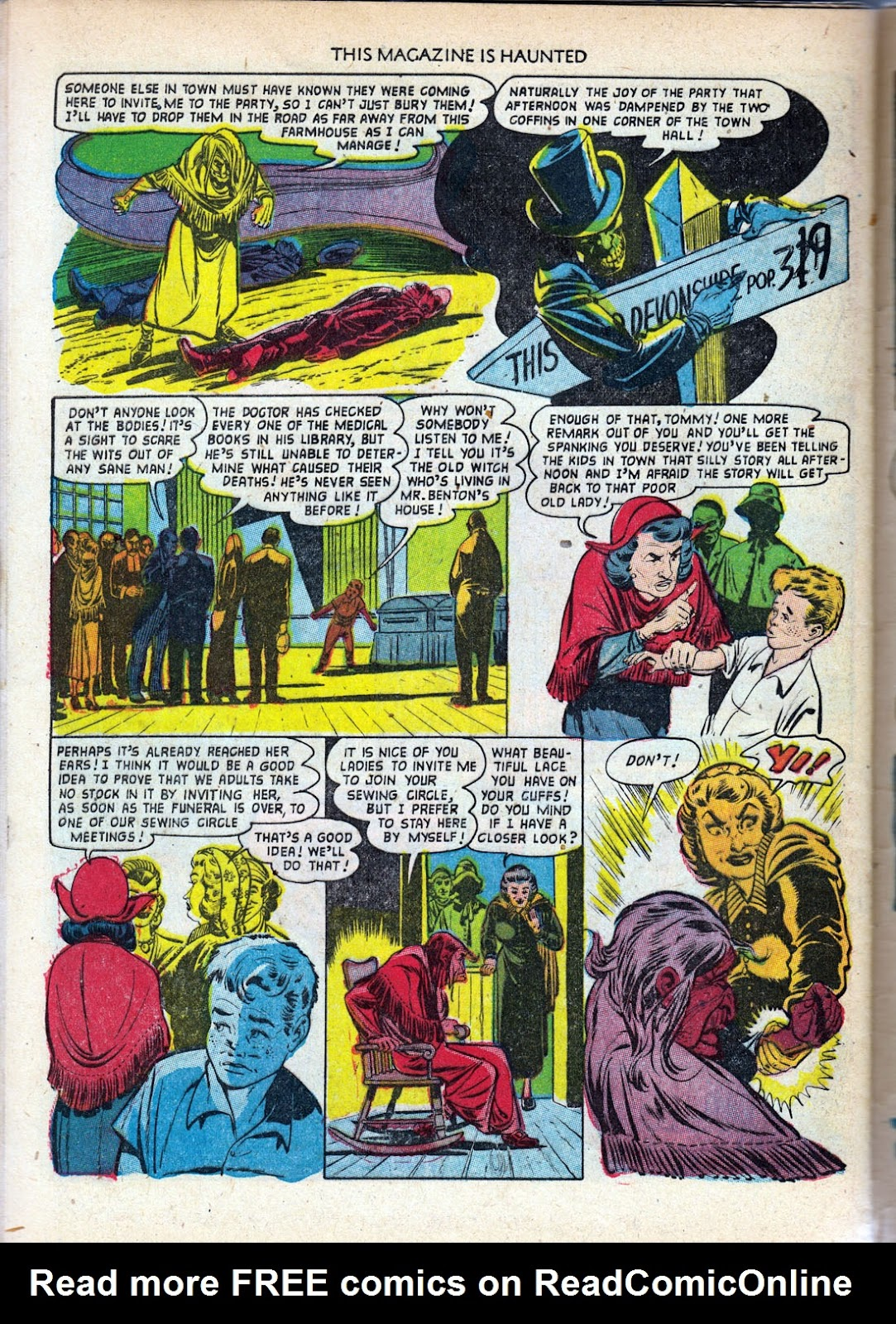 Read online This Magazine Is Haunted comic -  Issue #11 - 32