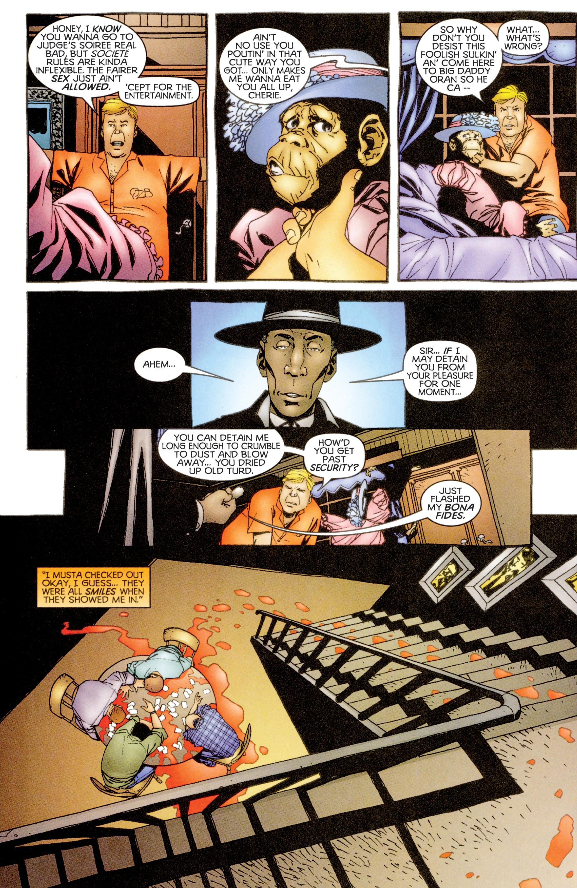 Read online Shadowman (1997) comic -  Issue #13 - 5