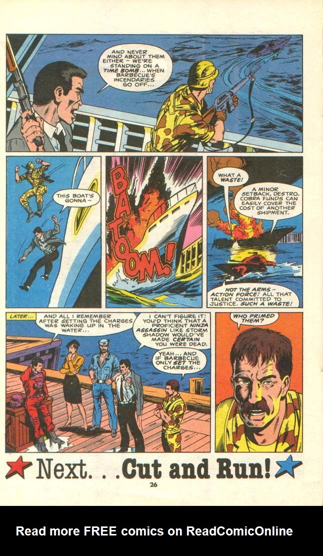 G.I. Joe European Missions issue 8 - Page 22