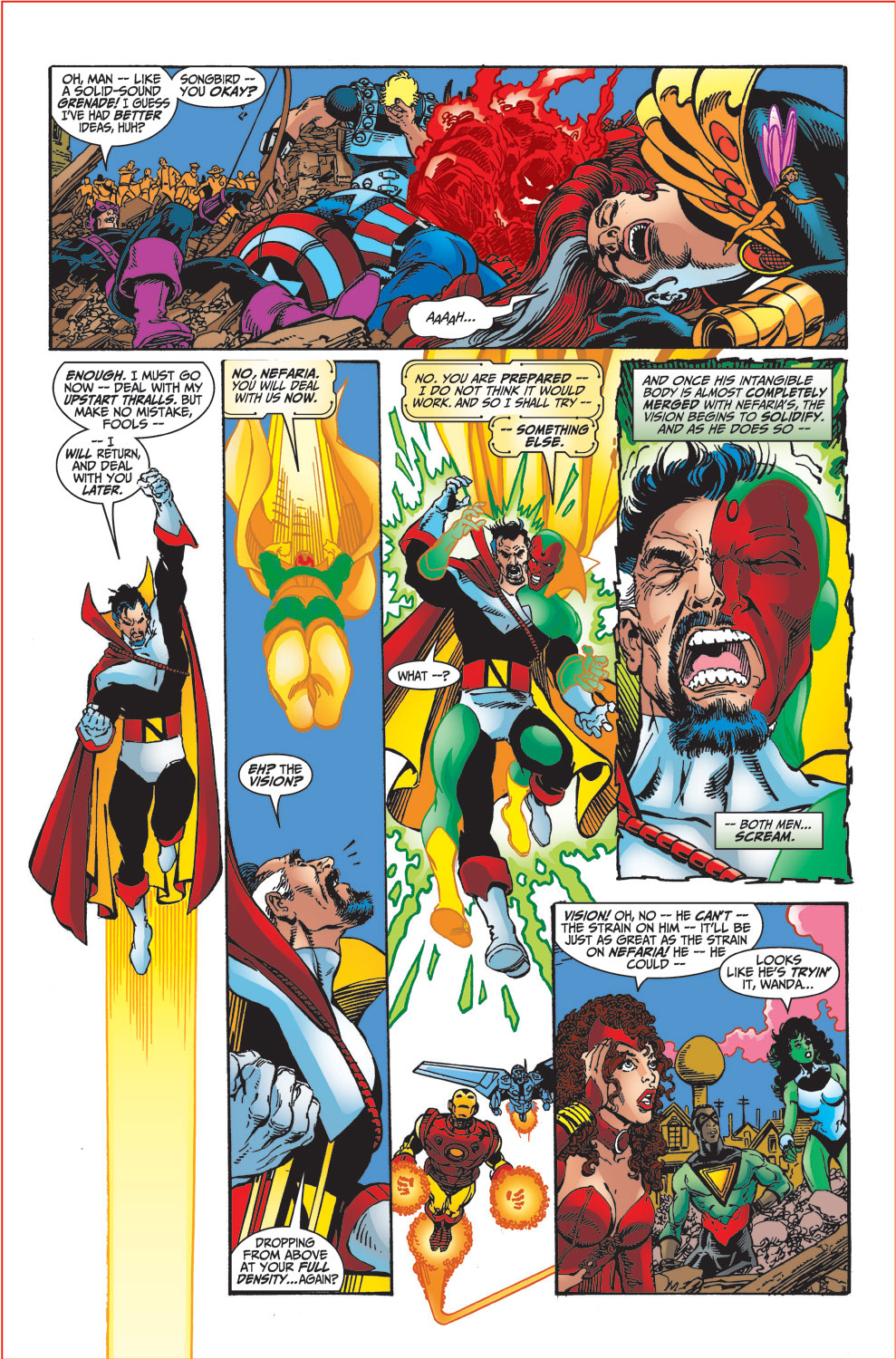 Read online Avengers (1998) comic -  Issue #34 - 17