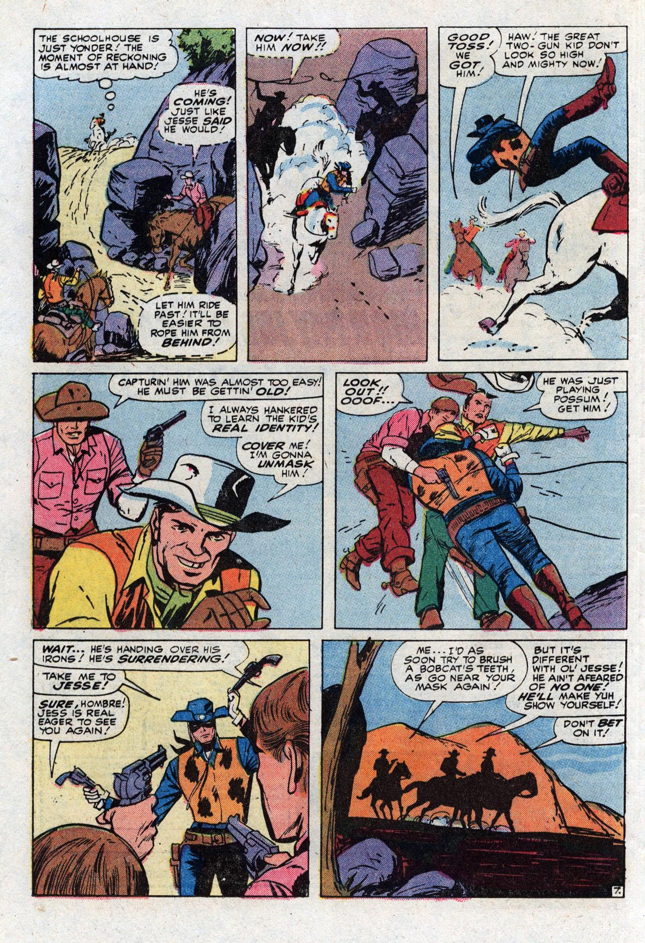 Read online Two-Gun Kid comic -  Issue #111 - 12