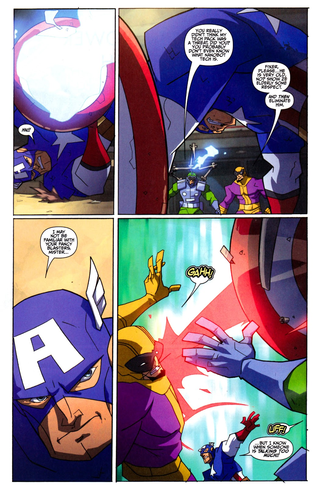 Avengers: Earth's Mightiest Heroes (2011) Issue #1 #1 - English 6