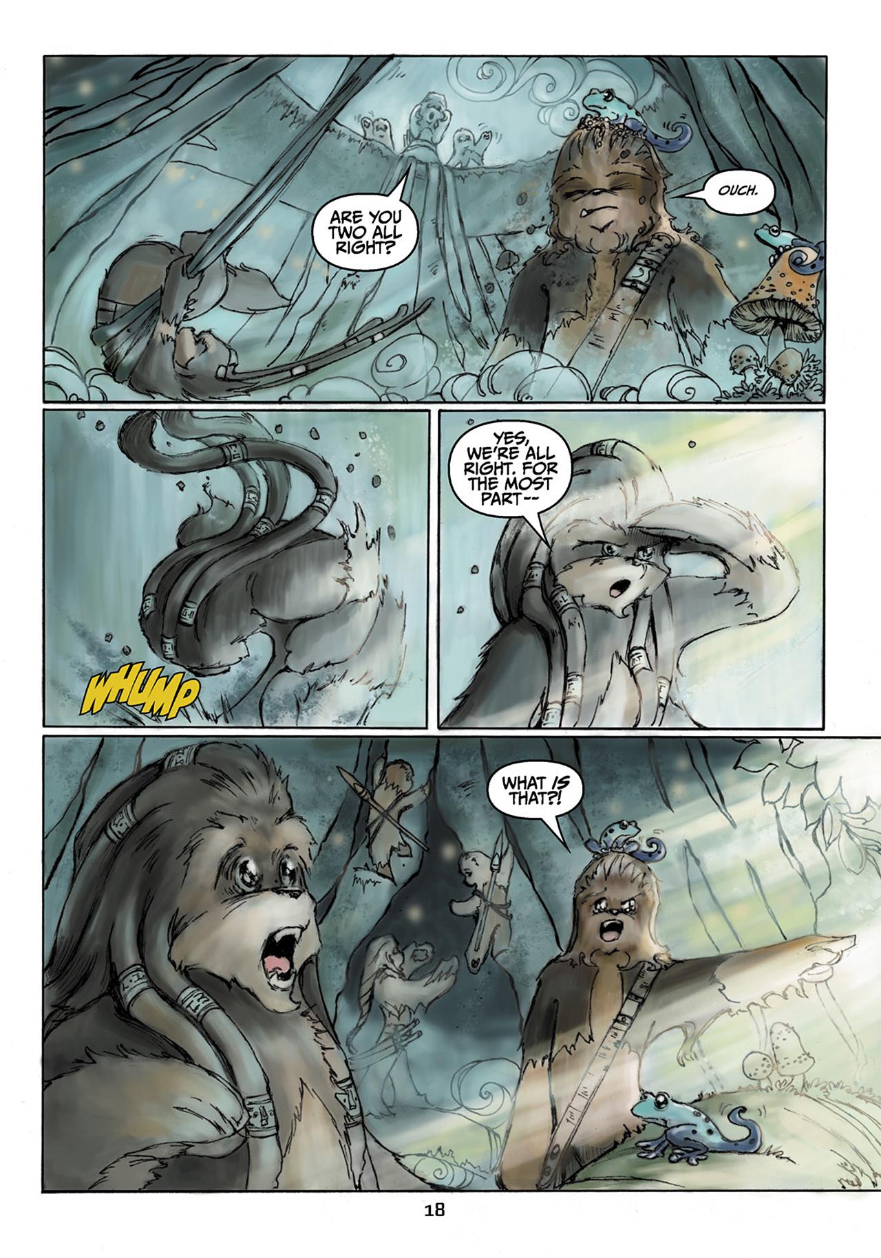 Read online Star Wars Omnibus comic -  Issue # Vol. 33 - 416