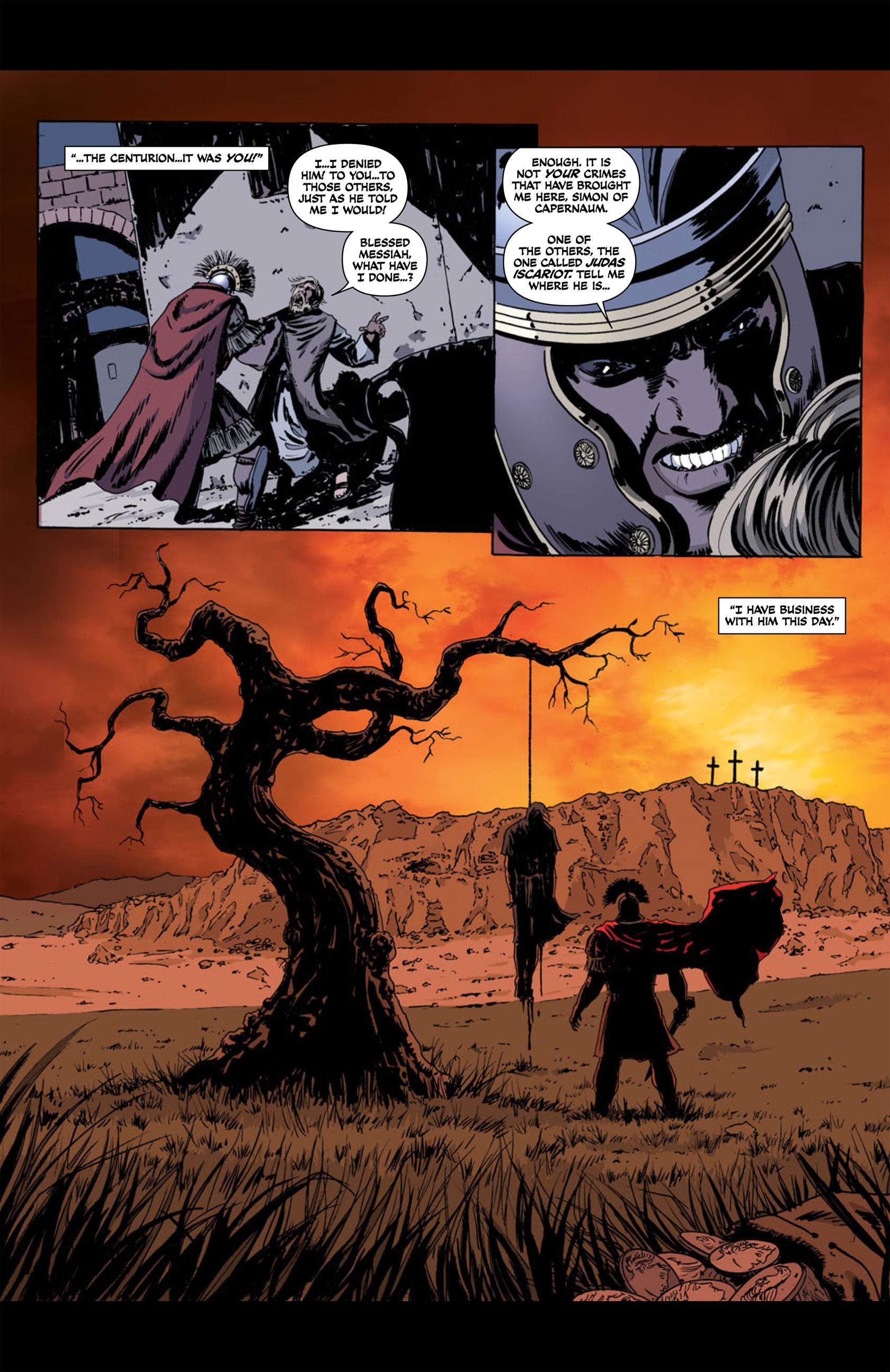 Read online Aquila comic -  Issue #2 - 29