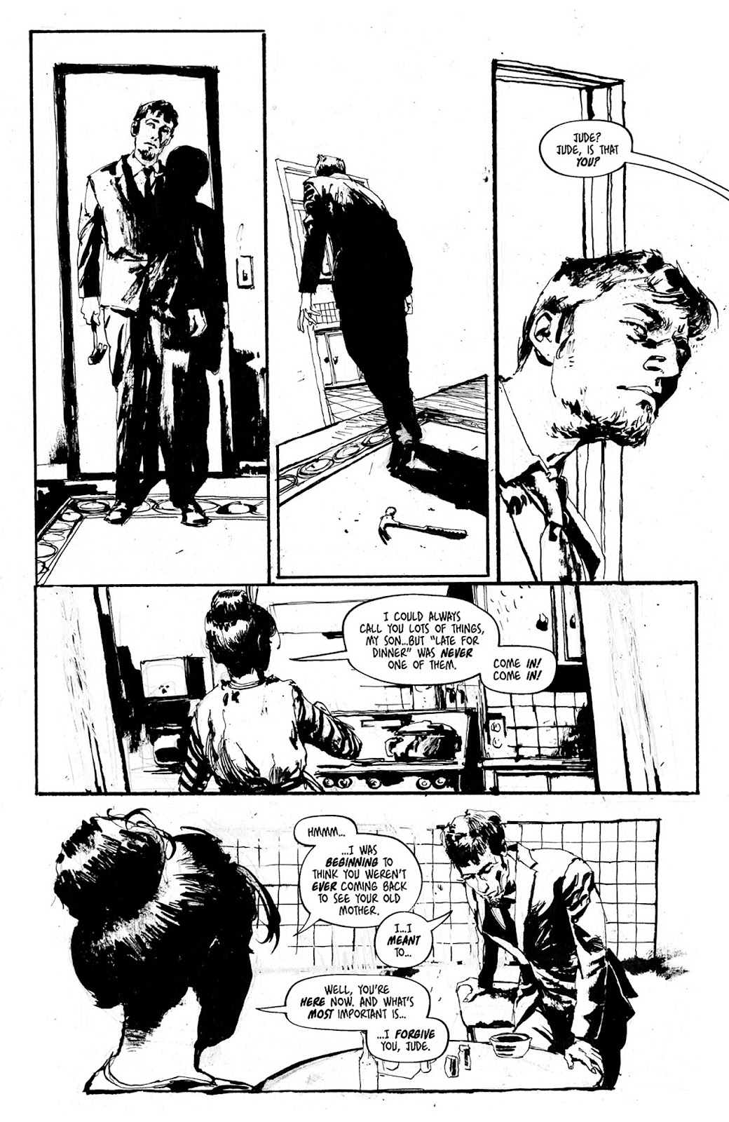 Creepy (2009) Issue #3 #3 - English 30