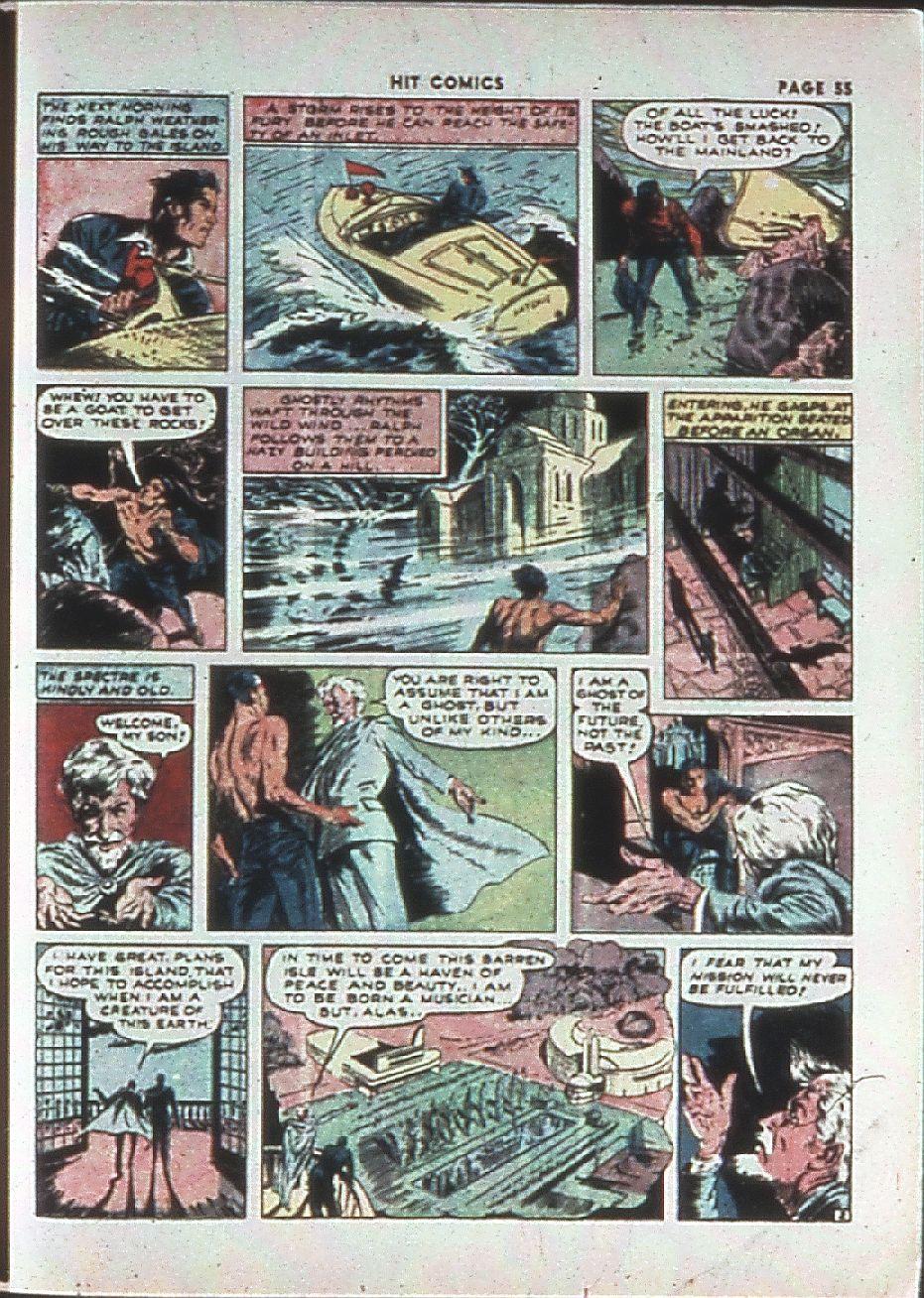 Read online Hit Comics comic -  Issue #10 - 57