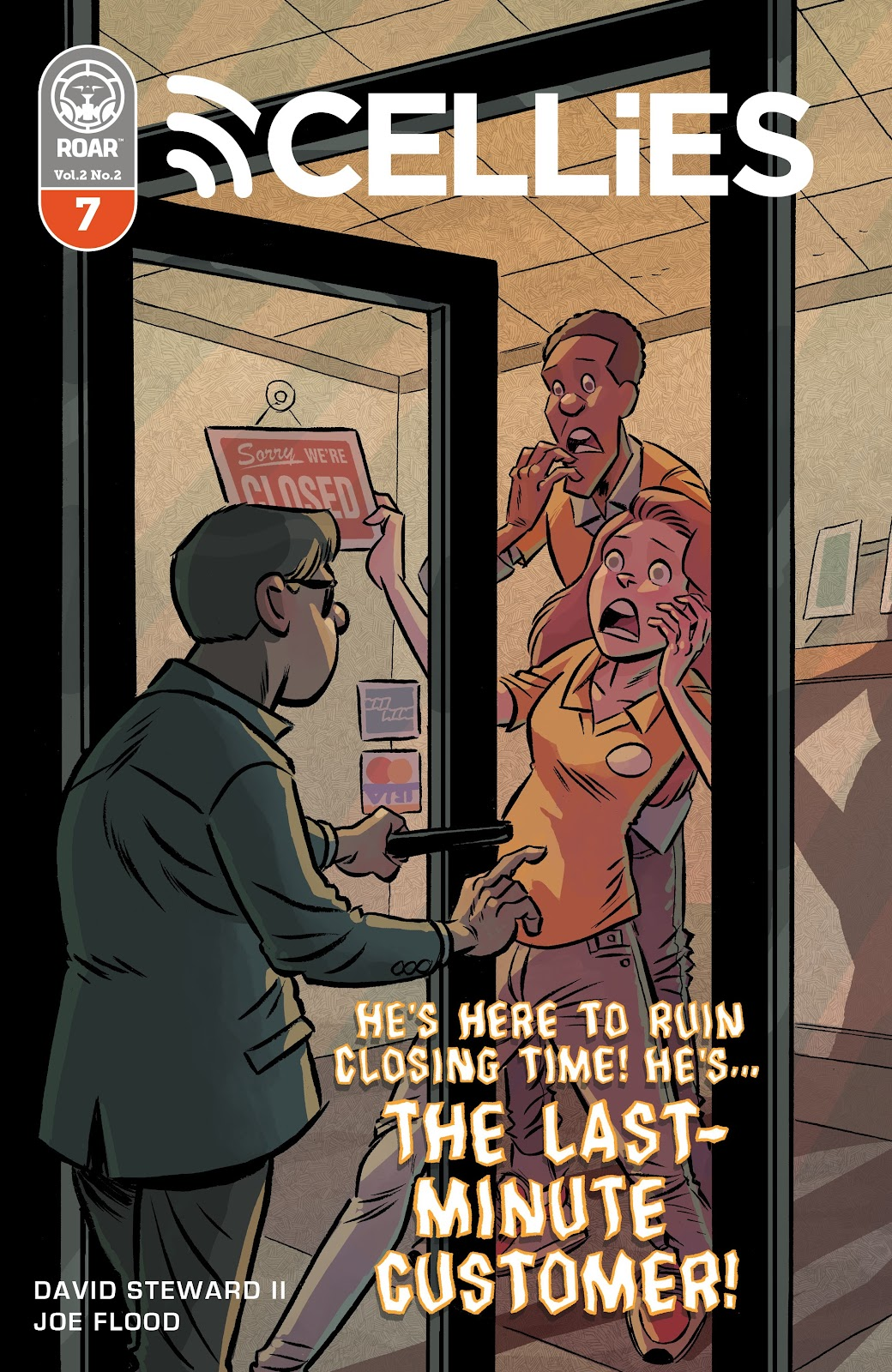Read online Cellies comic -  Issue #7 - 1