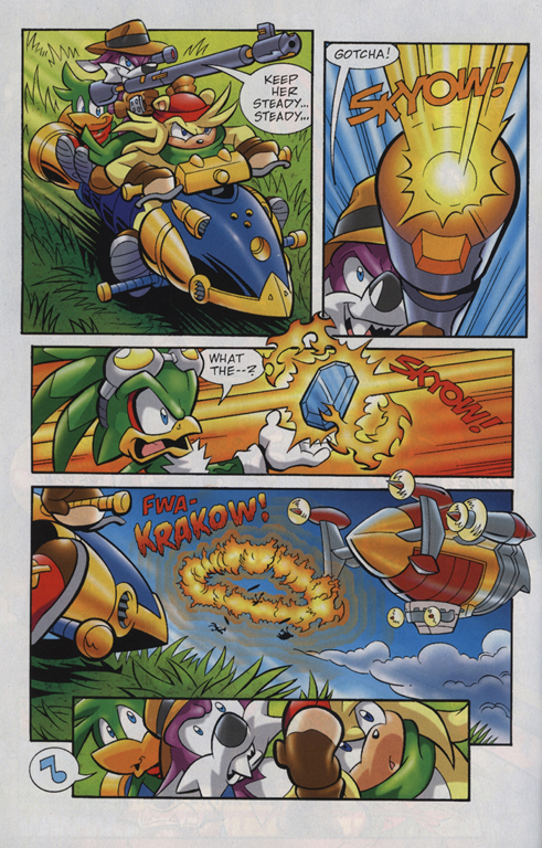 Read online Sonic Universe comic -  Issue #23 - 16