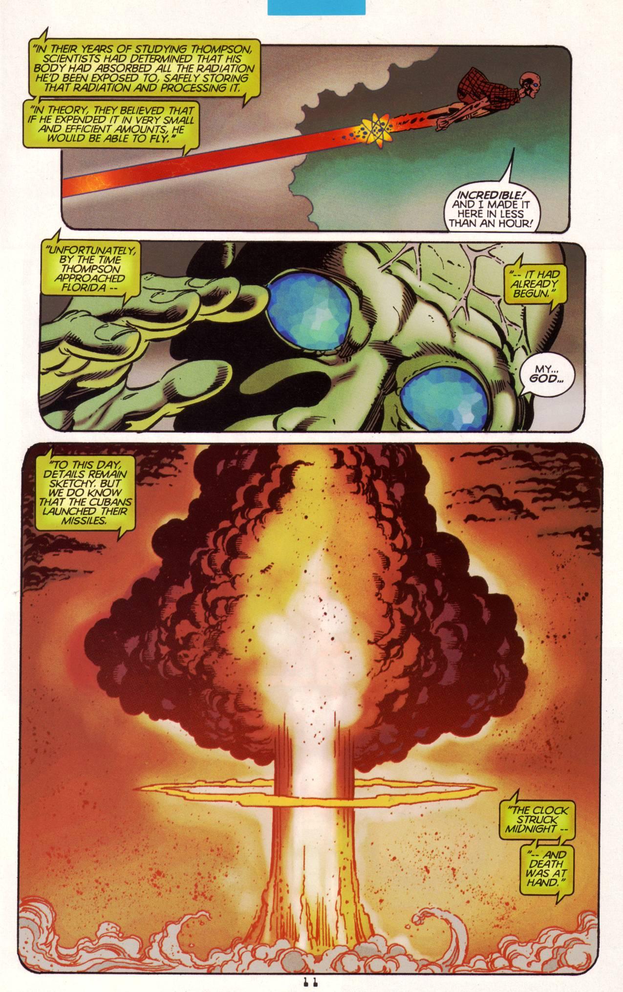 Read online Tangent Comics/ The Atom comic -  Issue # Full - 12