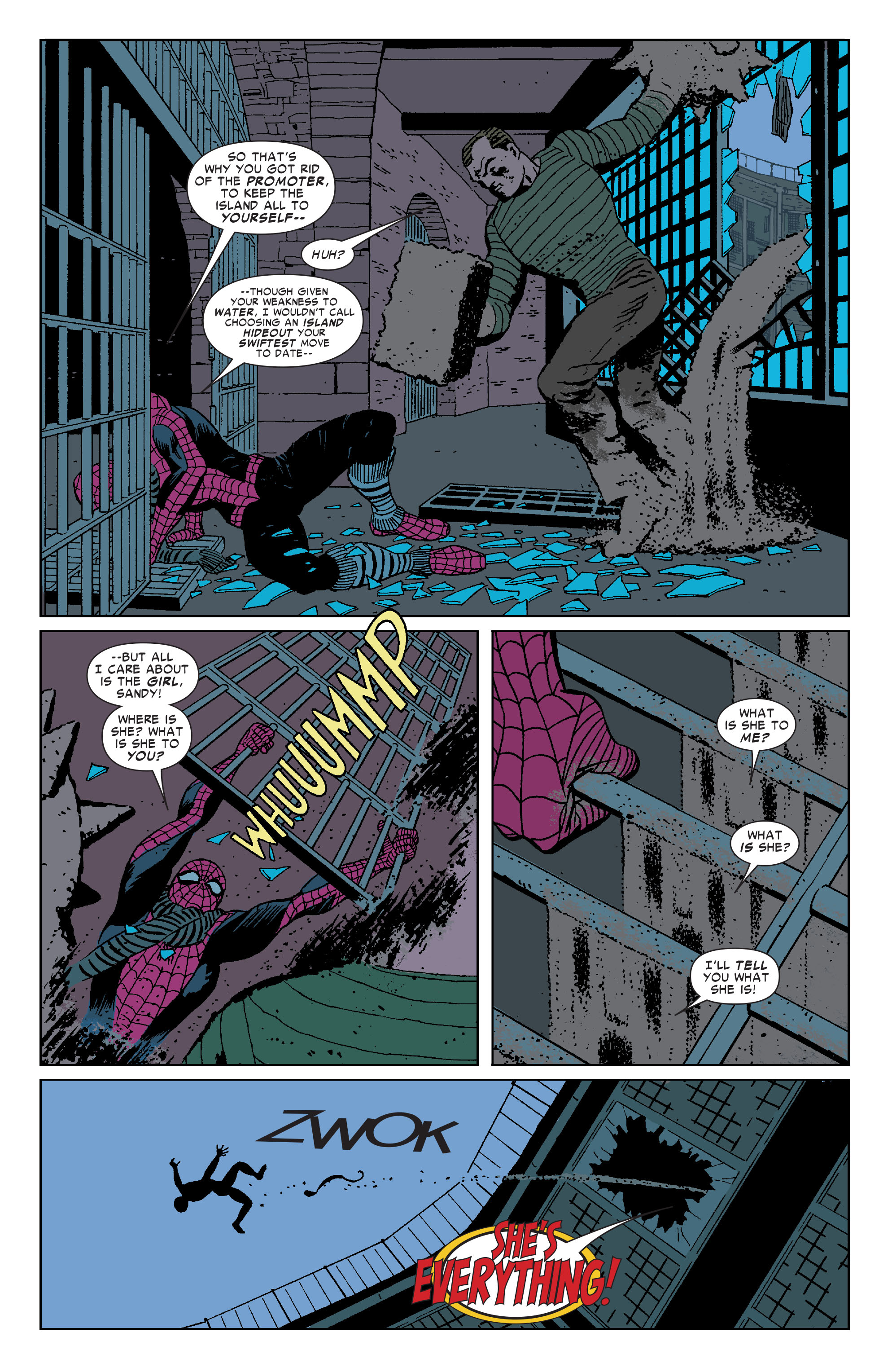 The Amazing Spider-Man (1963) 615 Page 20