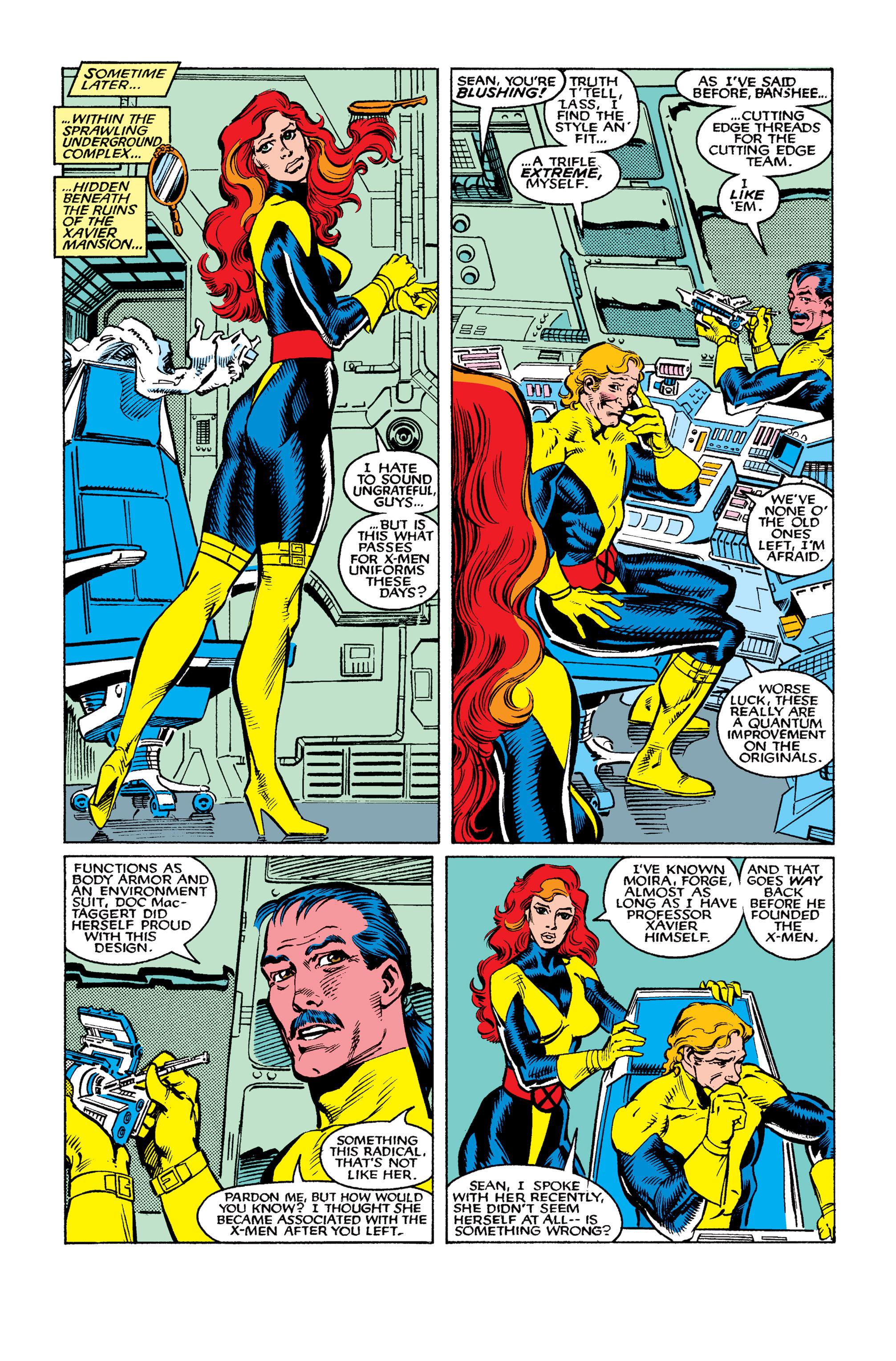 Read online Uncanny X-Men (1963) comic -  Issue #262 - 5