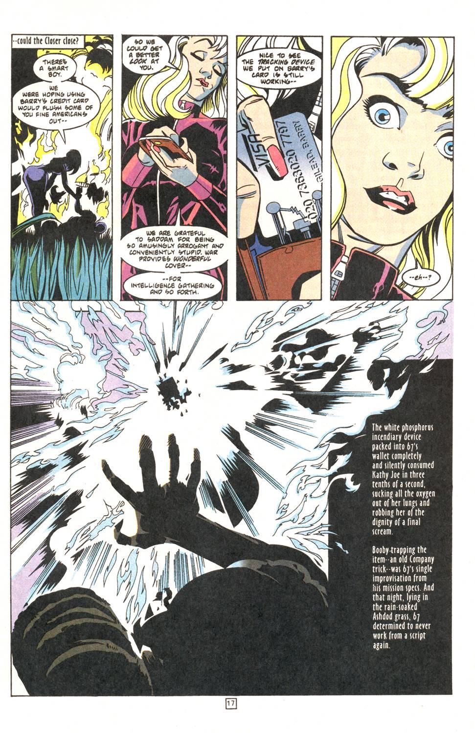 Read online Xero comic -  Issue #7 - 19