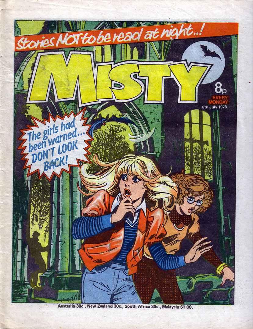 Misty (1978) 23 Page 1