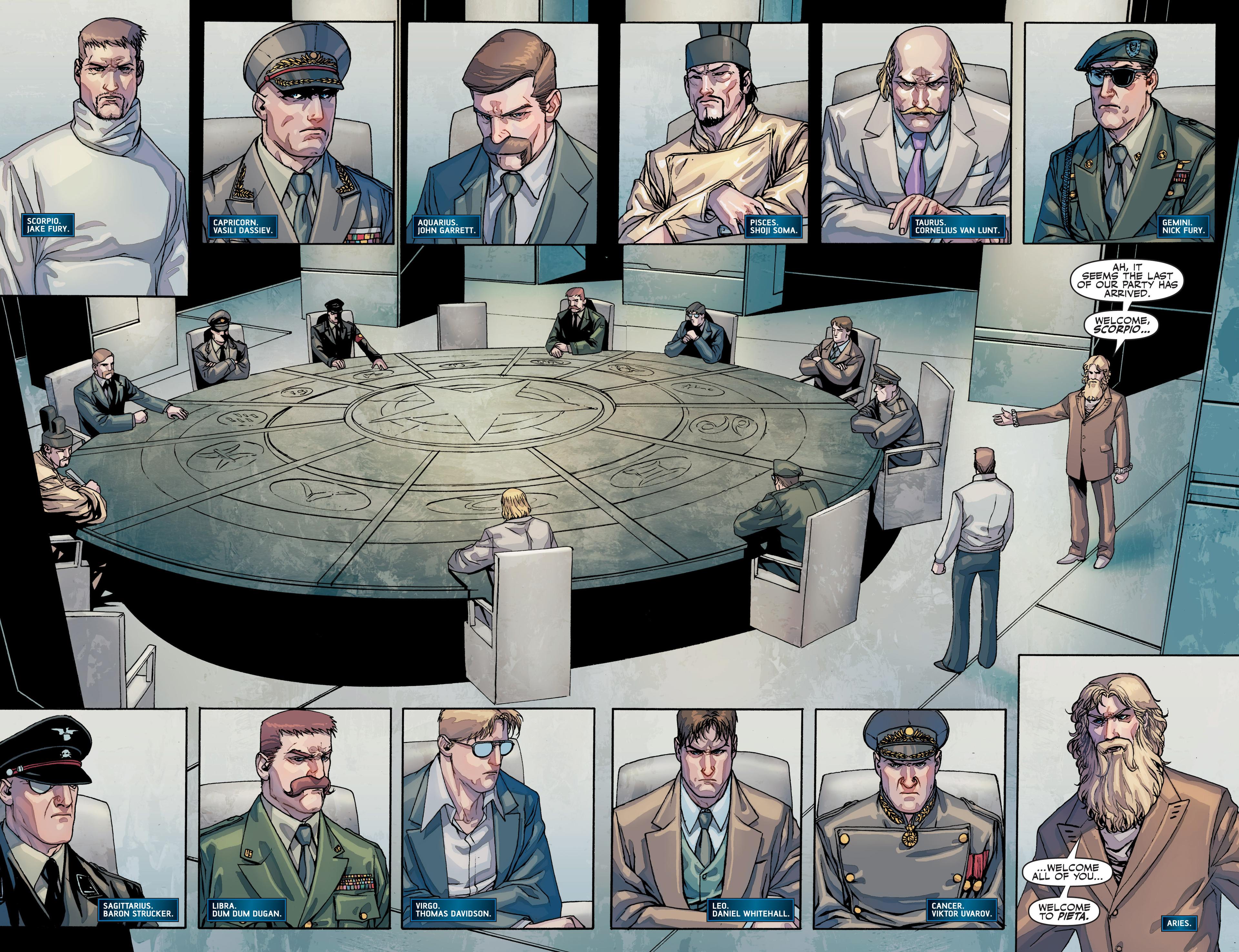 Read online Secret Warriors comic -  Issue #25 - 6