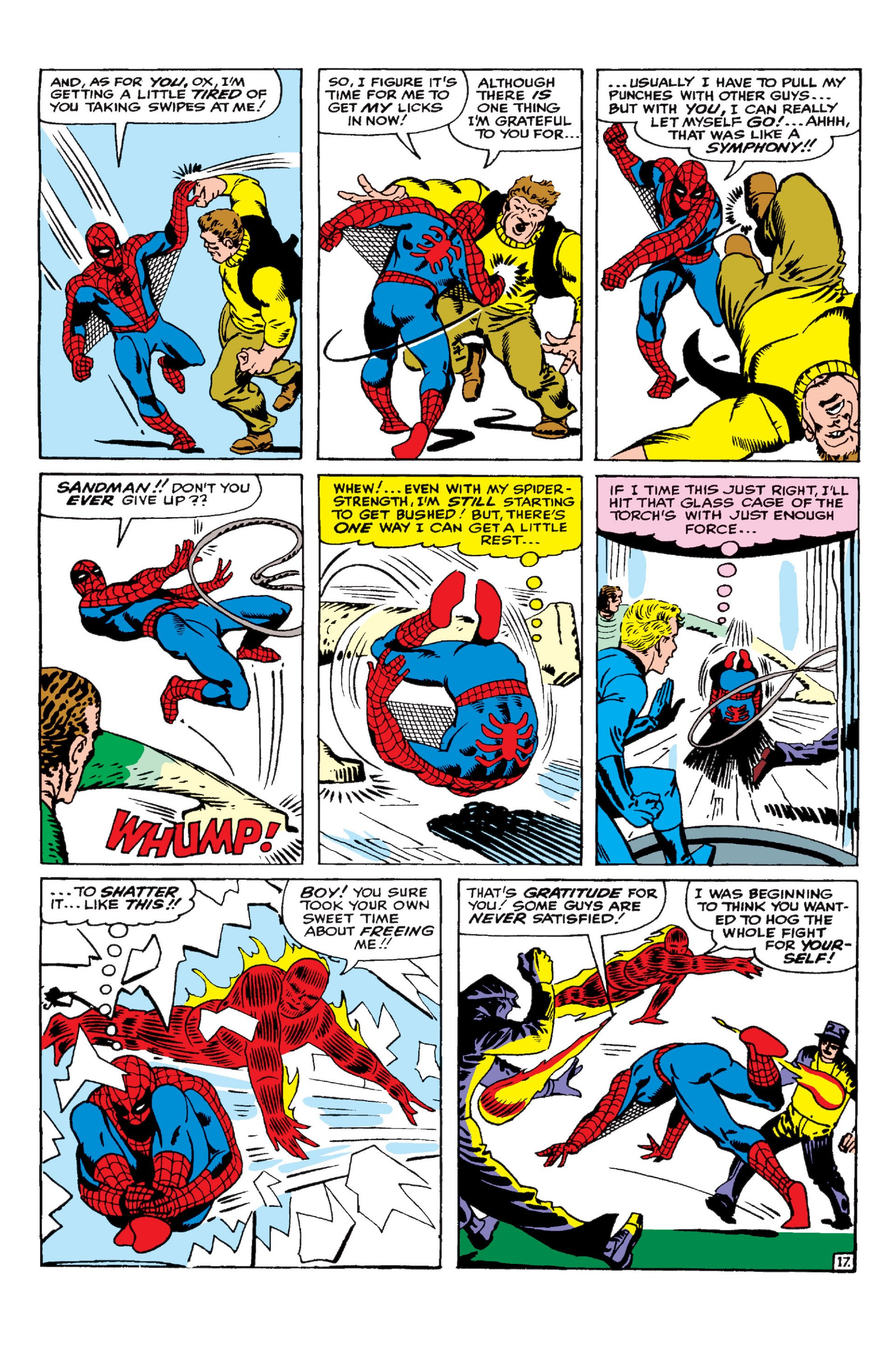 The Amazing Spider-Man (1963) 19 Page 17