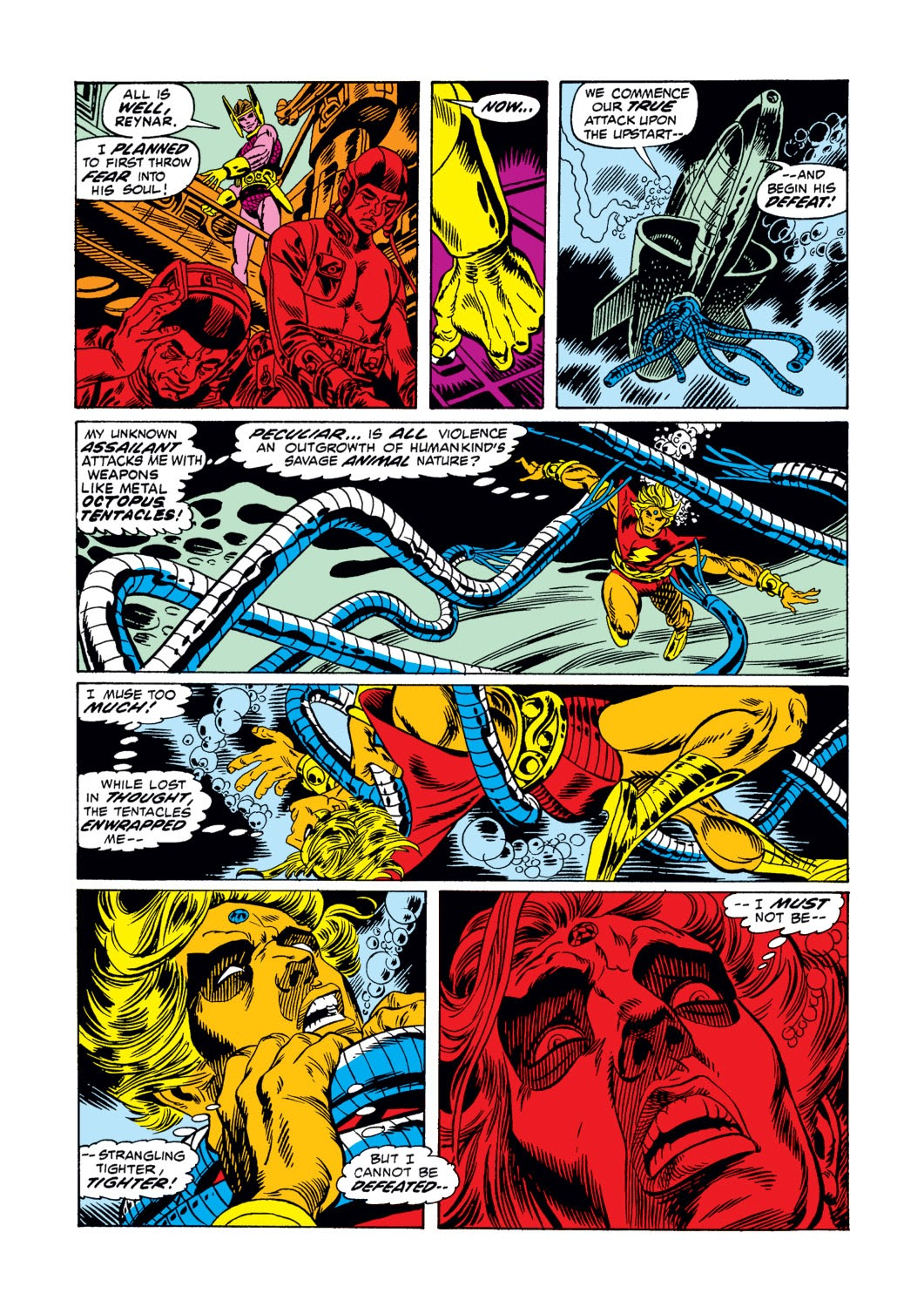 Warlock (1972) issue 3 - Page 10