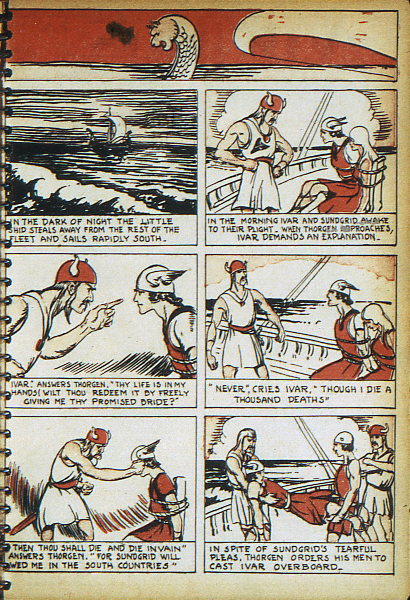 Read online Adventure Comics (1938) comic -  Issue #18 - 24