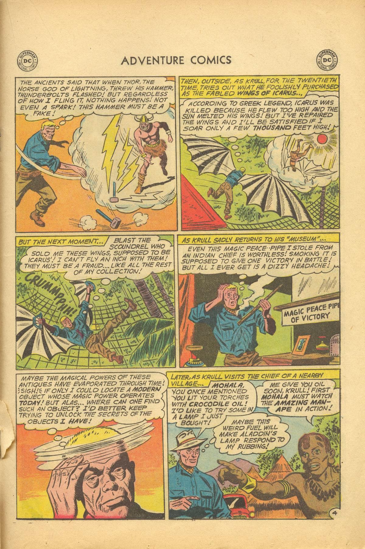 Read online Adventure Comics (1938) comic -  Issue #281 - 21