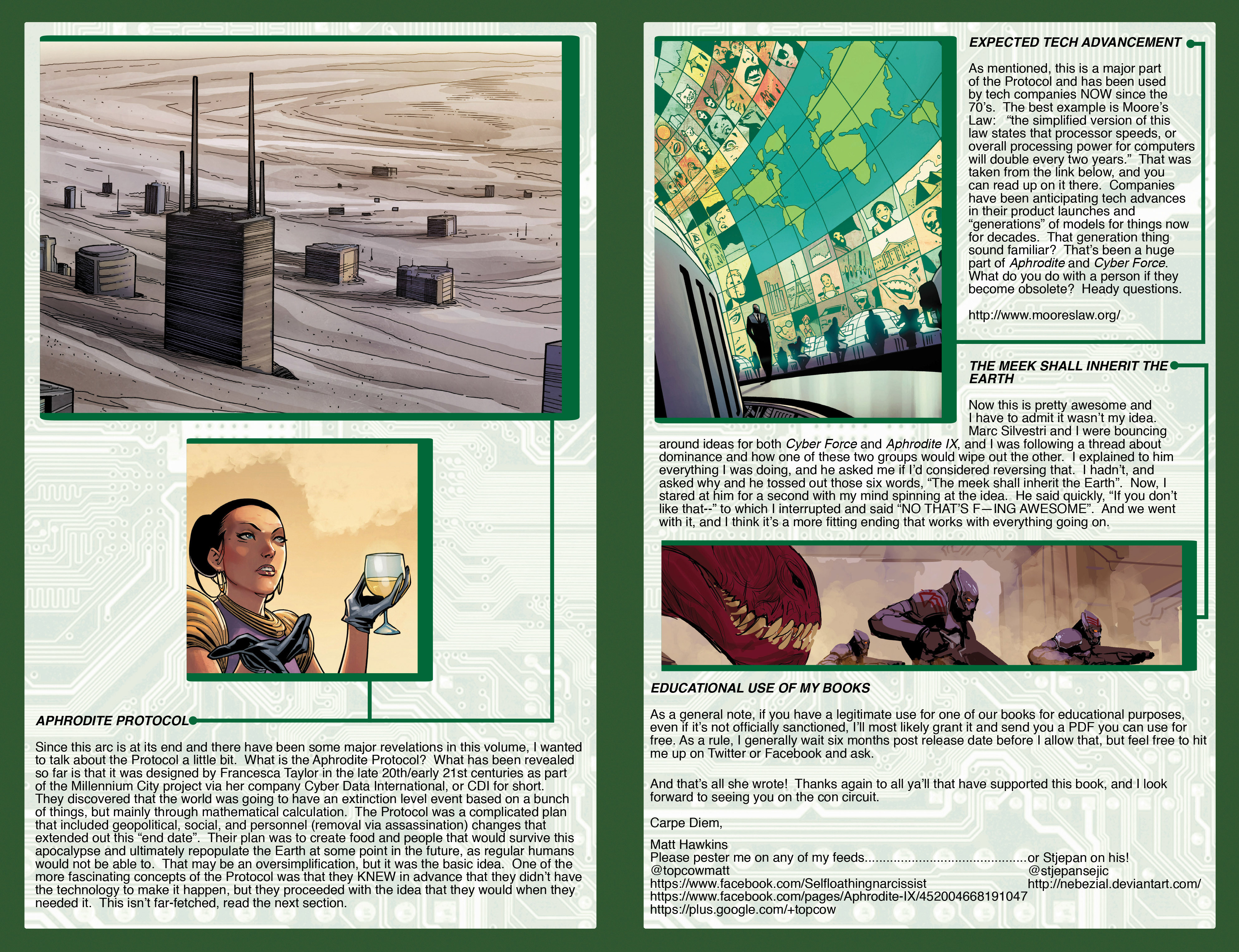 Read online Aphrodite IX (2013) comic -  Issue #Aphrodite IX (2013) _TPB 2 - 139