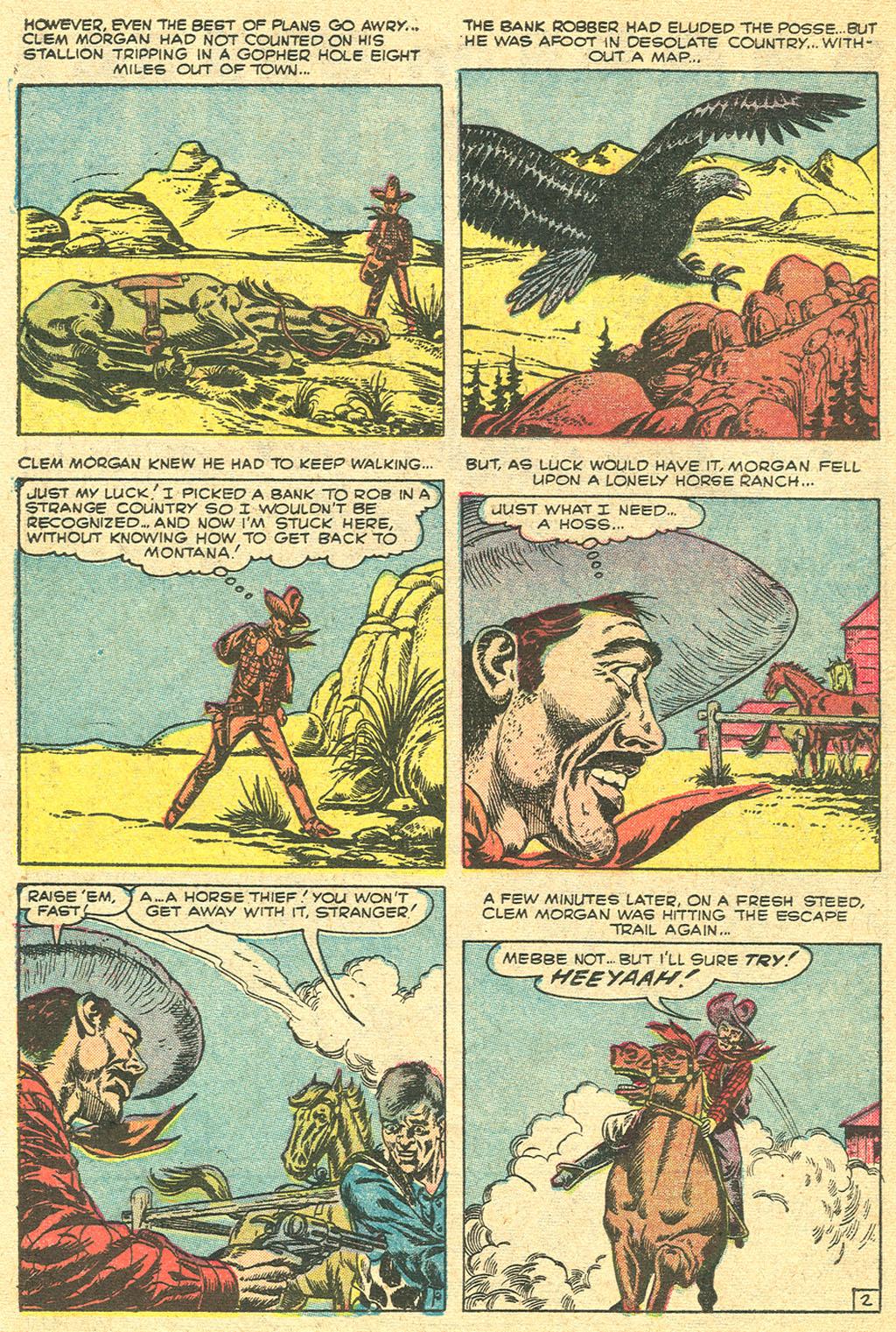 Read online Two-Gun Kid comic -  Issue #31 - 22