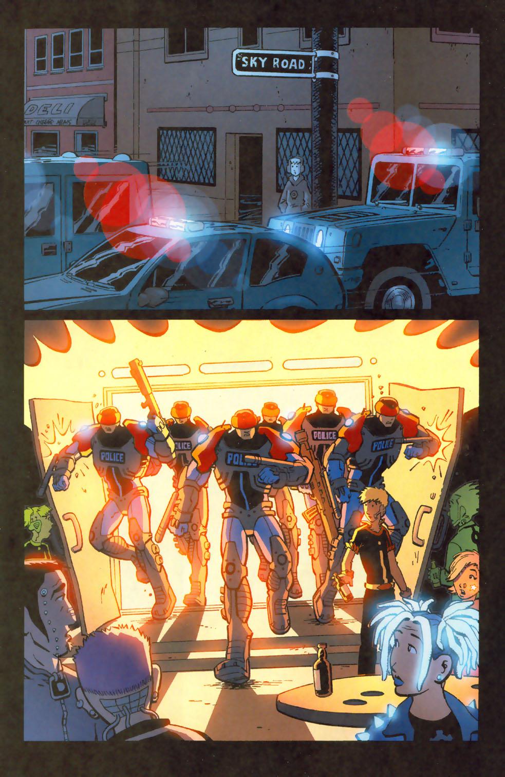 Read online Mek comic -  Issue #3 - 15