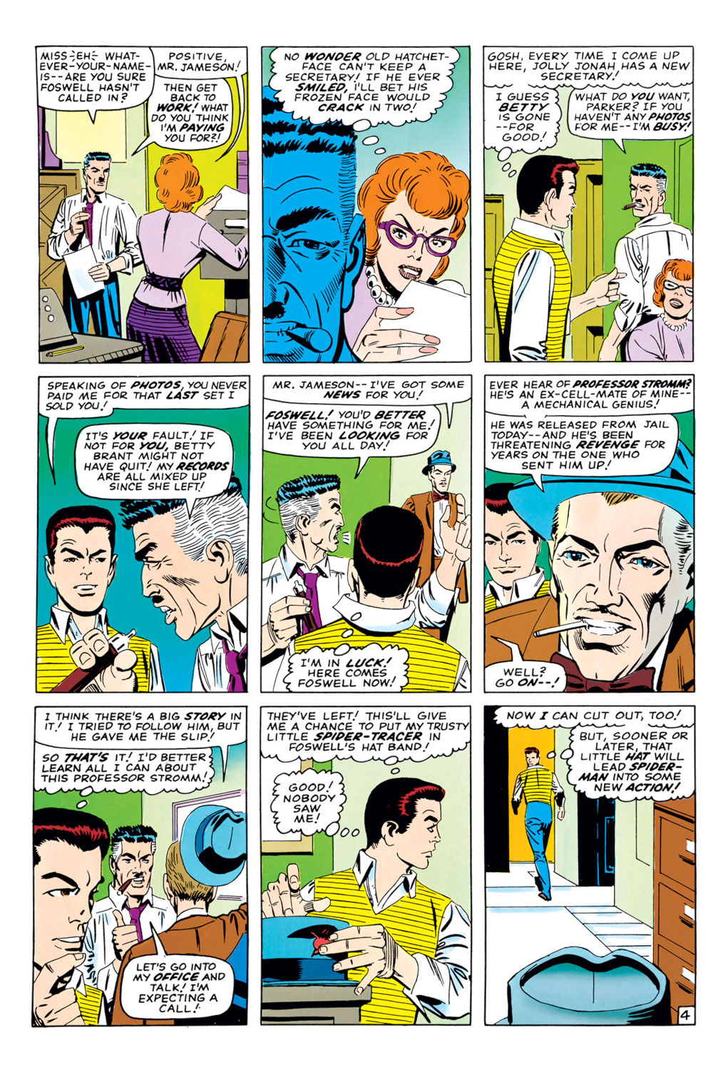 The Amazing Spider-Man (1963) 37 Page 4