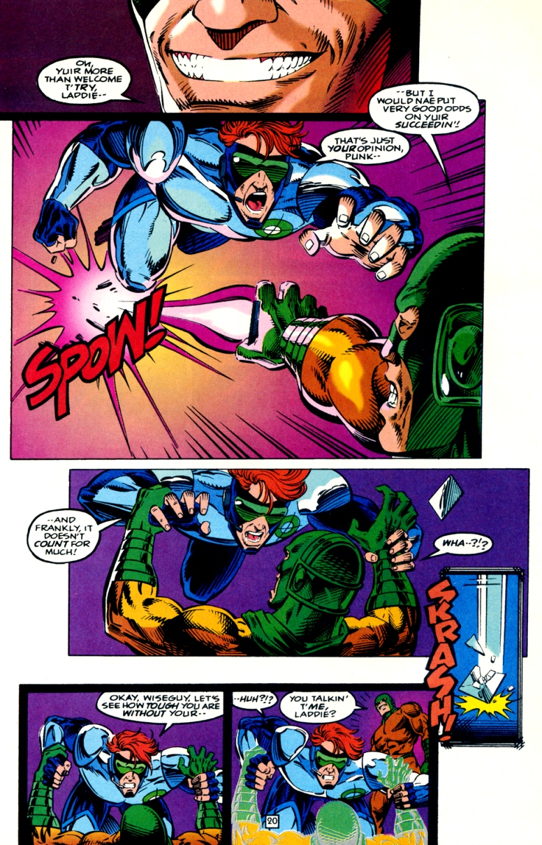 Read online Gunfire comic -  Issue #6 - 24