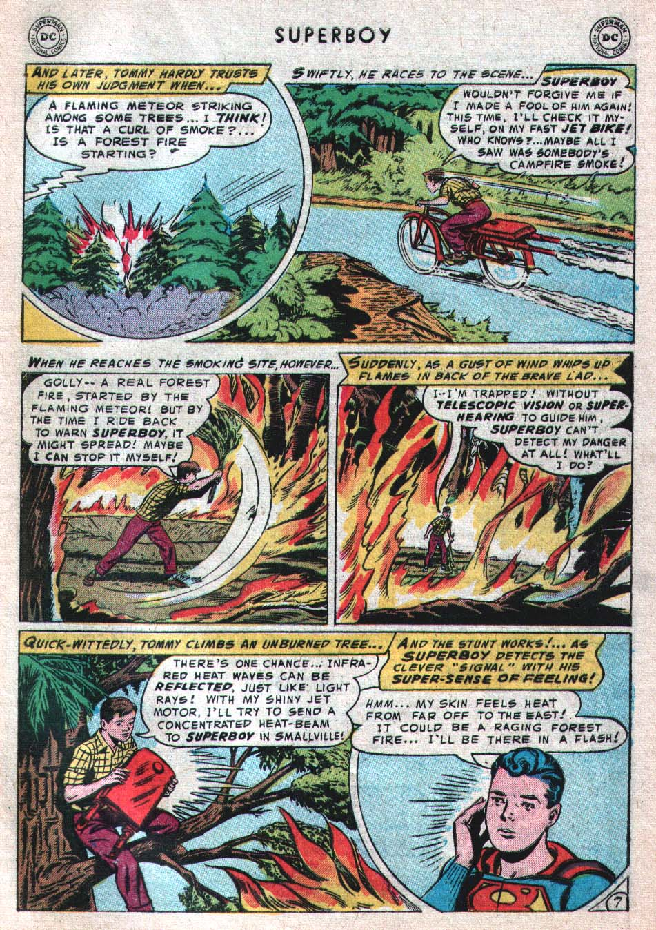 Superboy (1949) issue 46 - Page 8