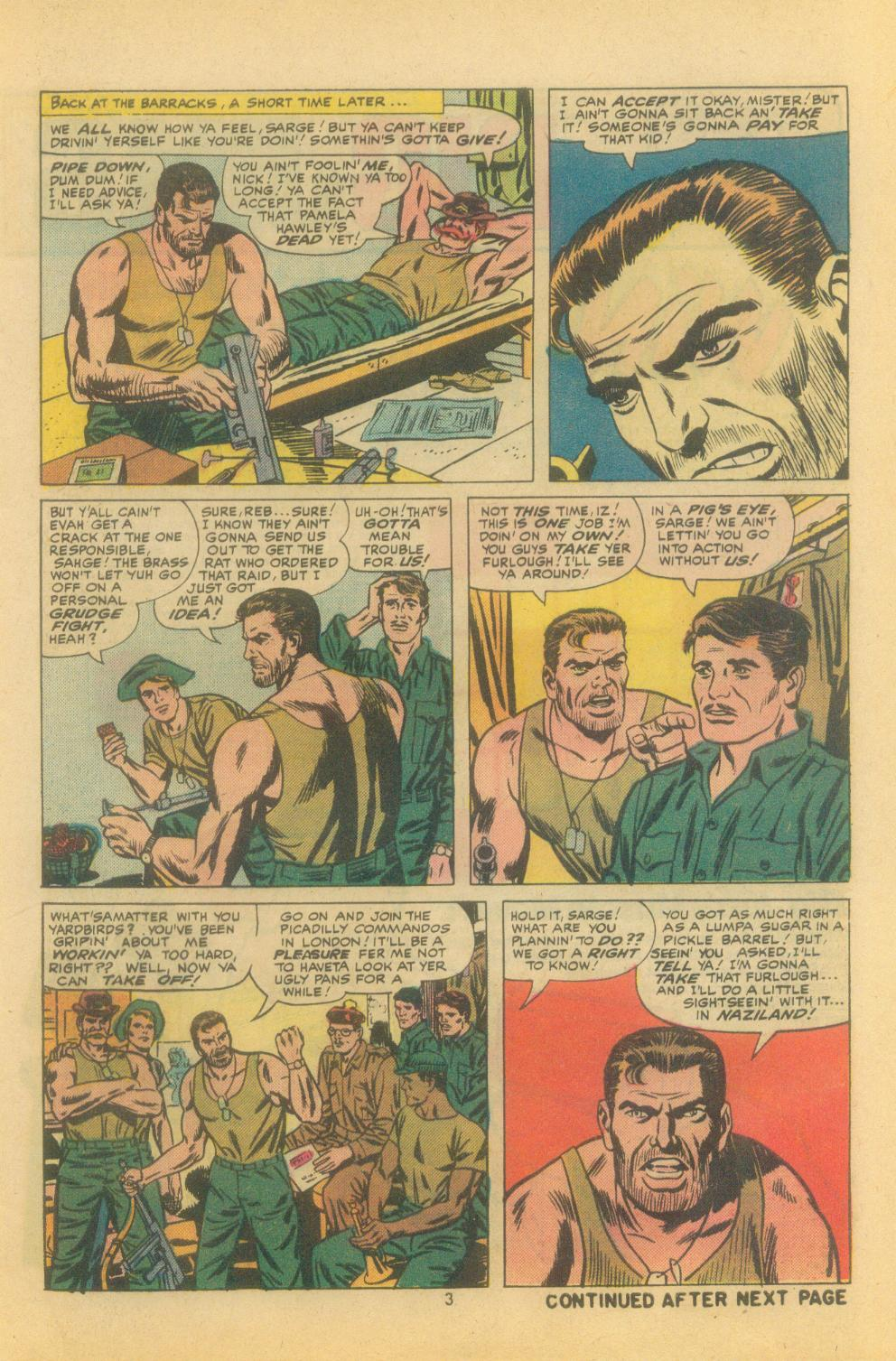 Read online Sgt. Fury comic -  Issue #121 - 5