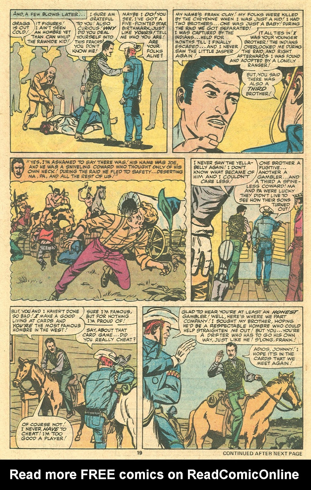 The Rawhide Kid (1955) issue 143 - Page 21