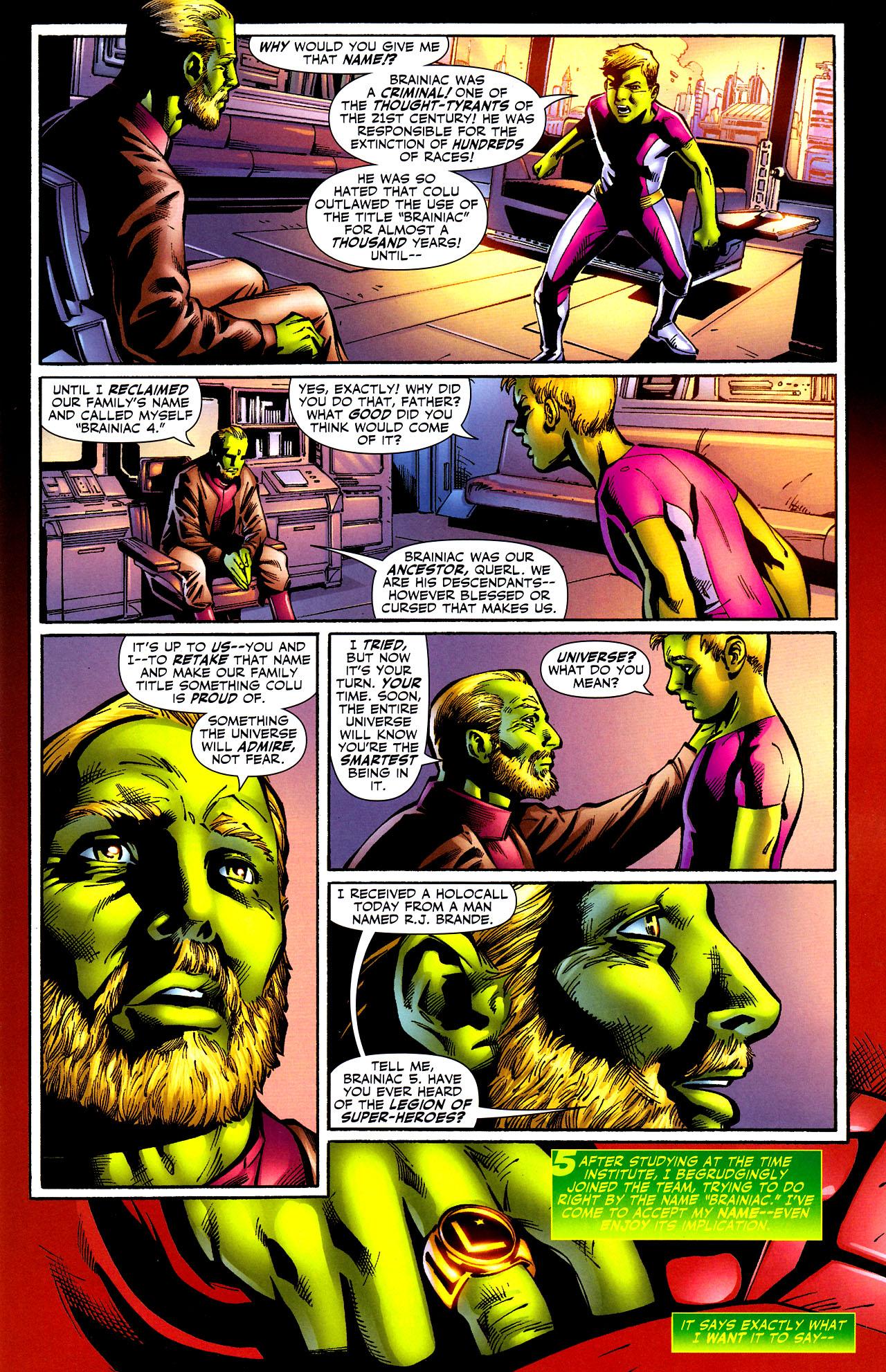 Read online Adventure Comics (2009) comic -  Issue #8 - 4