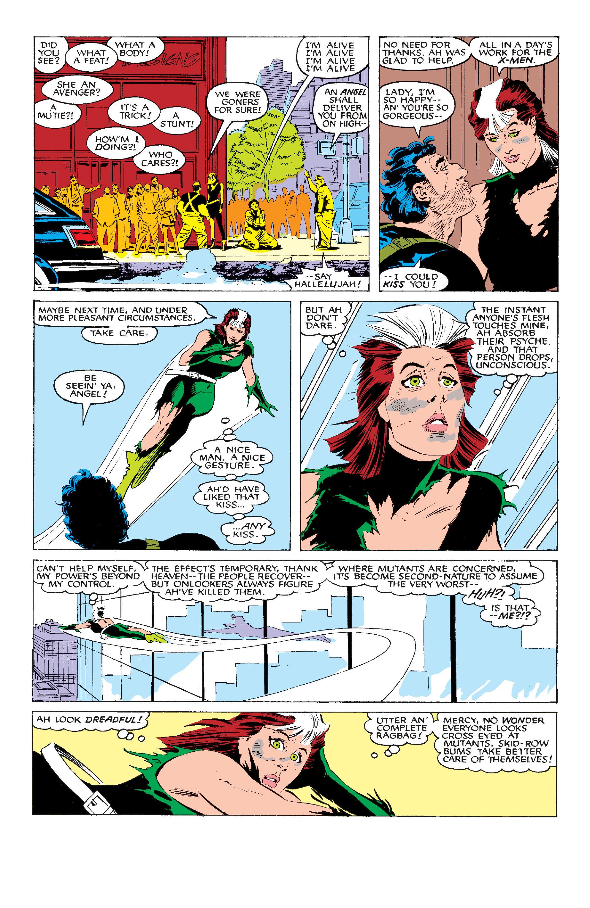 Read online Uncanny X-Men (1963) comic -  Issue #210 - 10