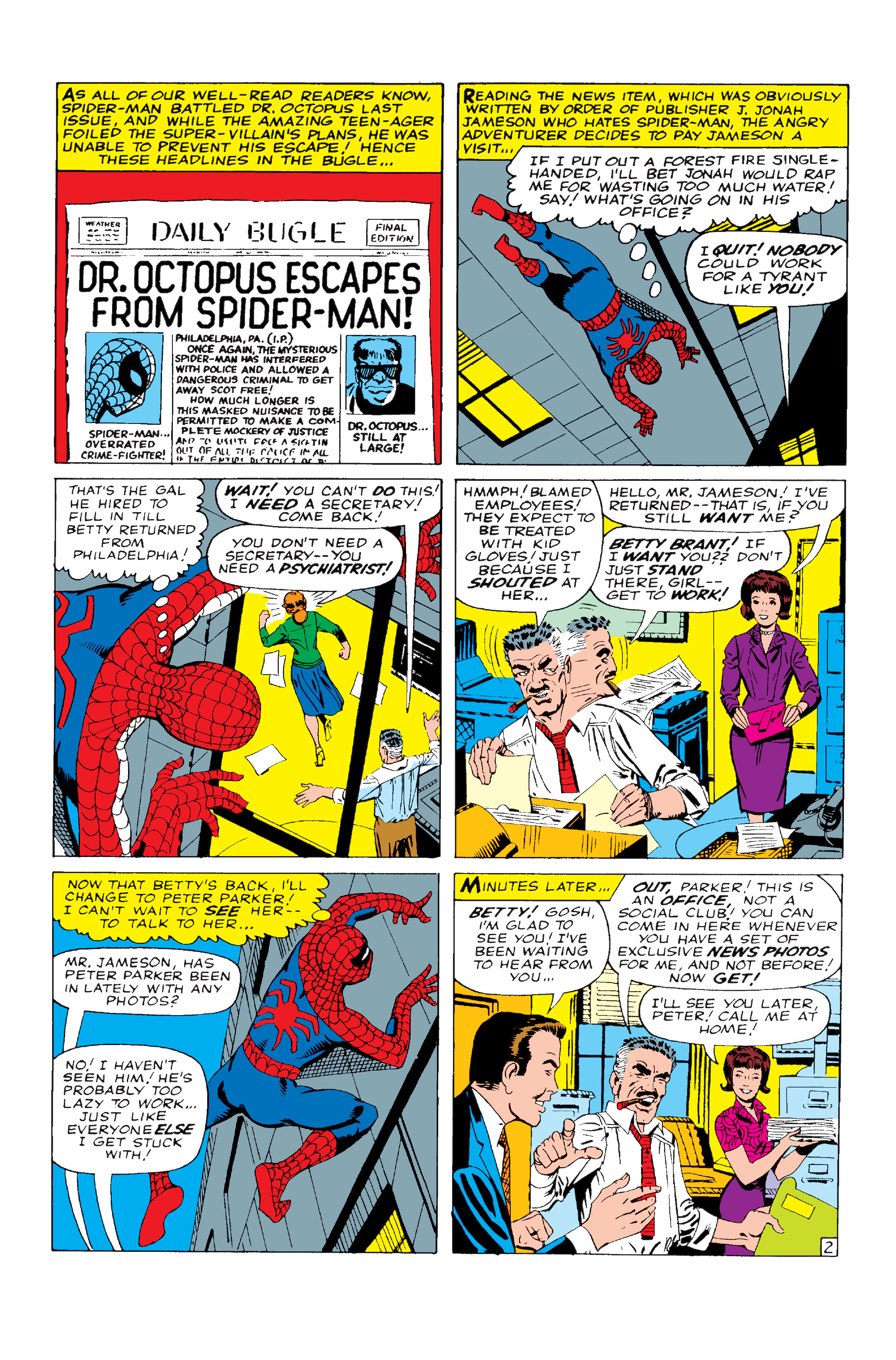 The Amazing Spider-Man (1963) 12 Page 2