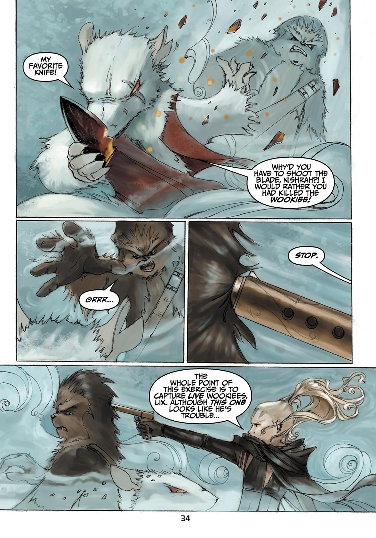 Read online Star Wars Omnibus comic -  Issue # Vol. 33 - 432