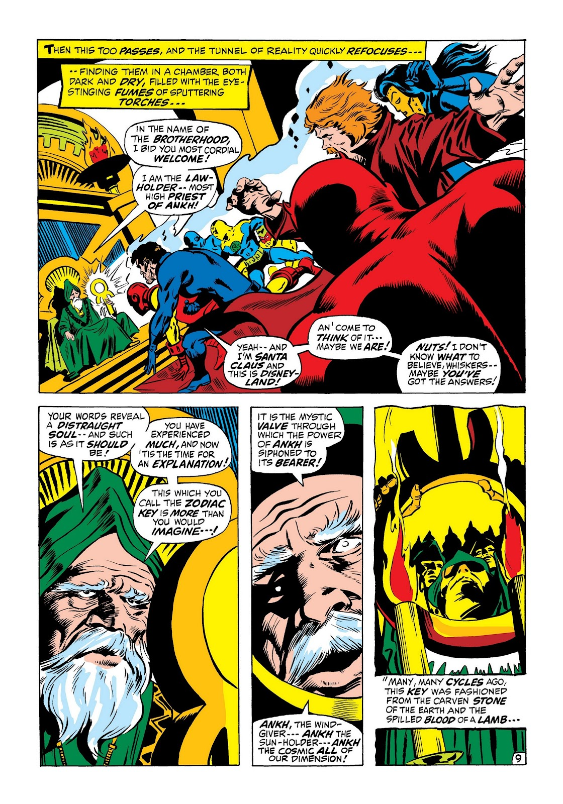 Read online Marvel Masterworks: The Invincible Iron Man comic -  Issue # TPB 7 (Part 3) - 18