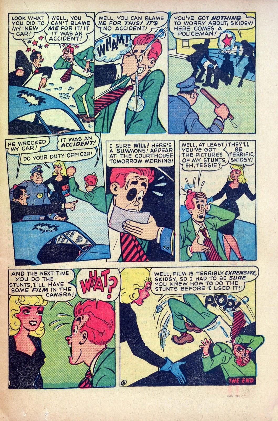 Read online Joker Comics comic -  Issue #31 - 15