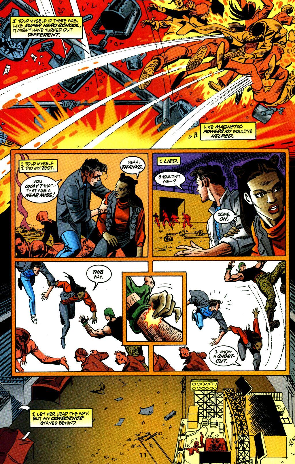 Read online Supermen of America comic -  Issue # Full - 12