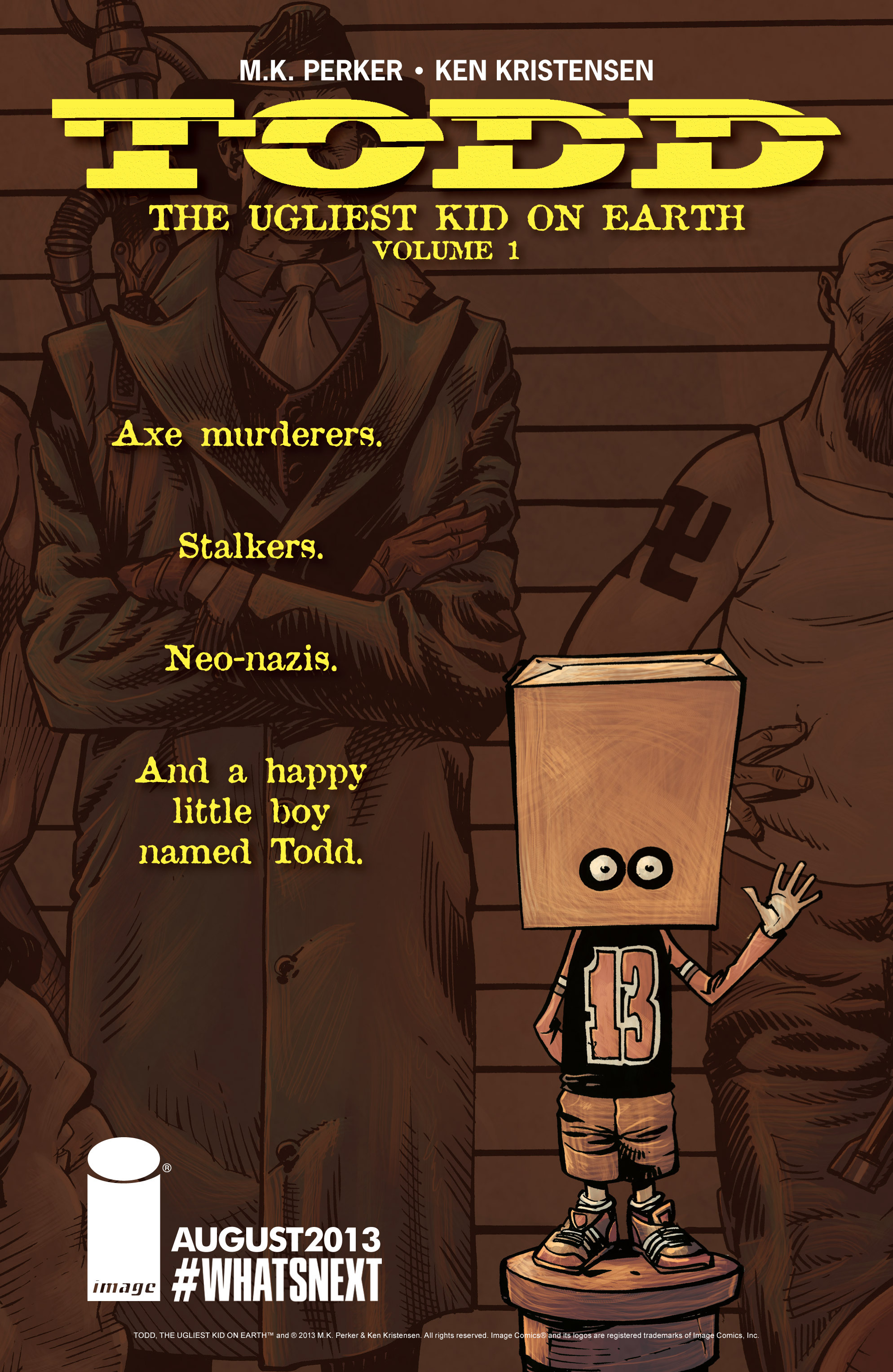 Read online Sheltered comic -  Issue #2 - 28