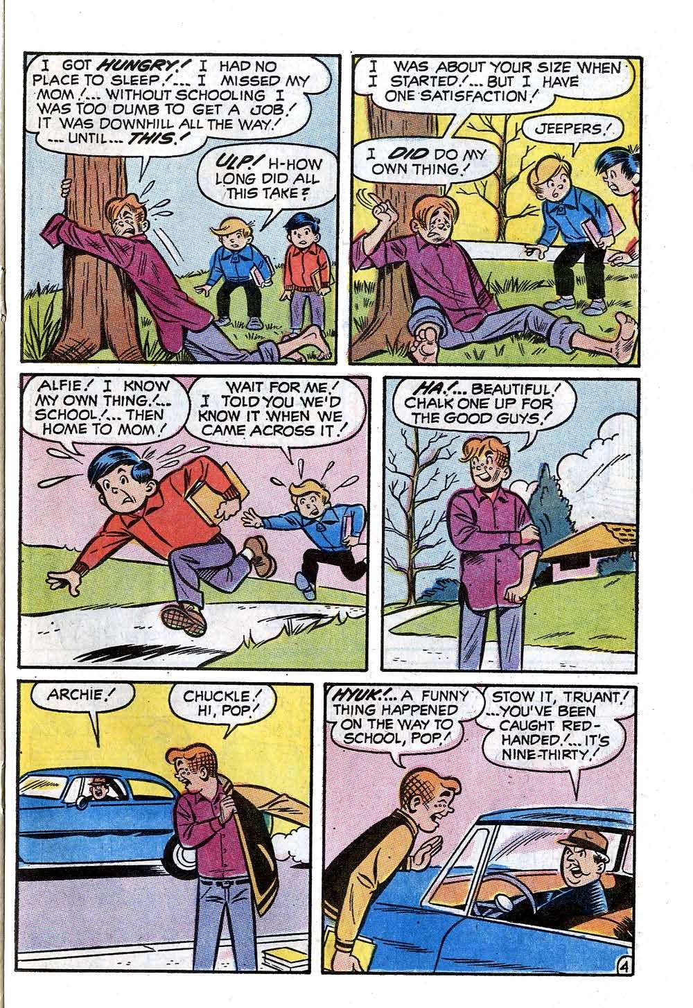 Read online Archie (1960) comic -  Issue #207 - 23