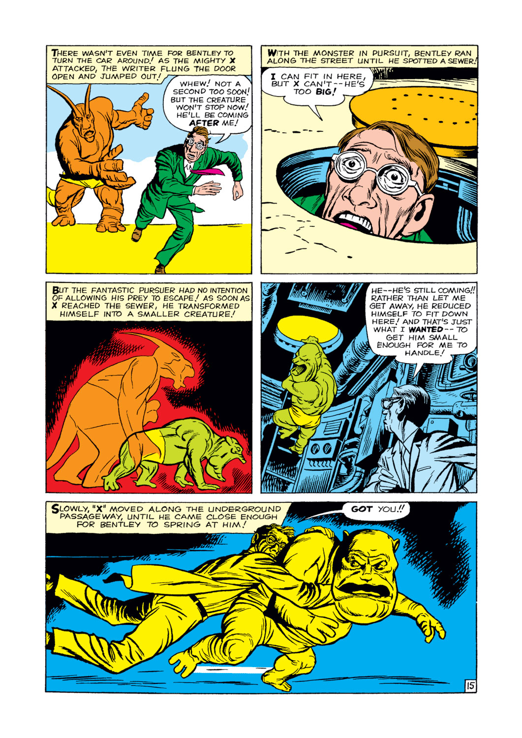 Tales to Astonish (1959) issue 20 - Page 17