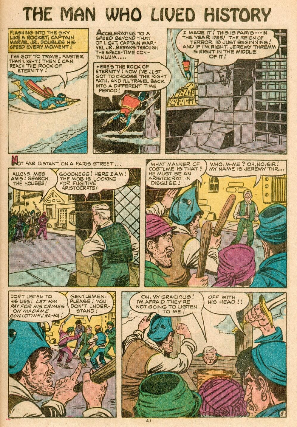 Captain Marvel, Jr. issue 83 - Page 6