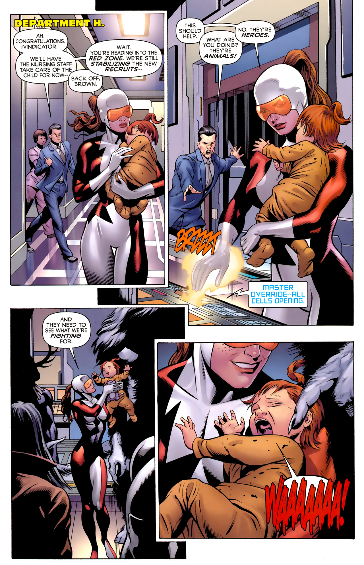 Read online Alpha Flight (2011) comic -  Issue #4 - 14