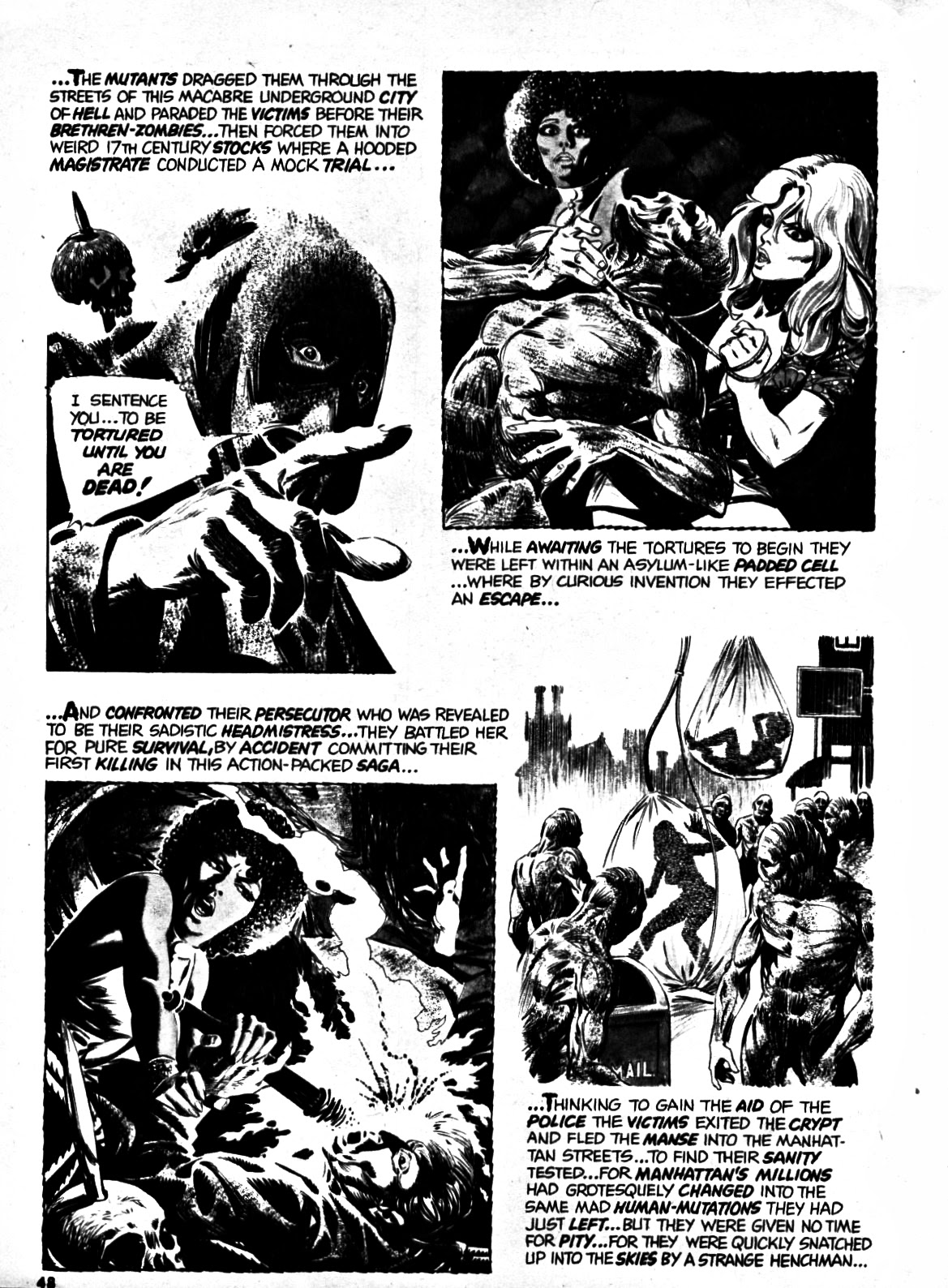 Scream (1973) issue 7 - Page 47